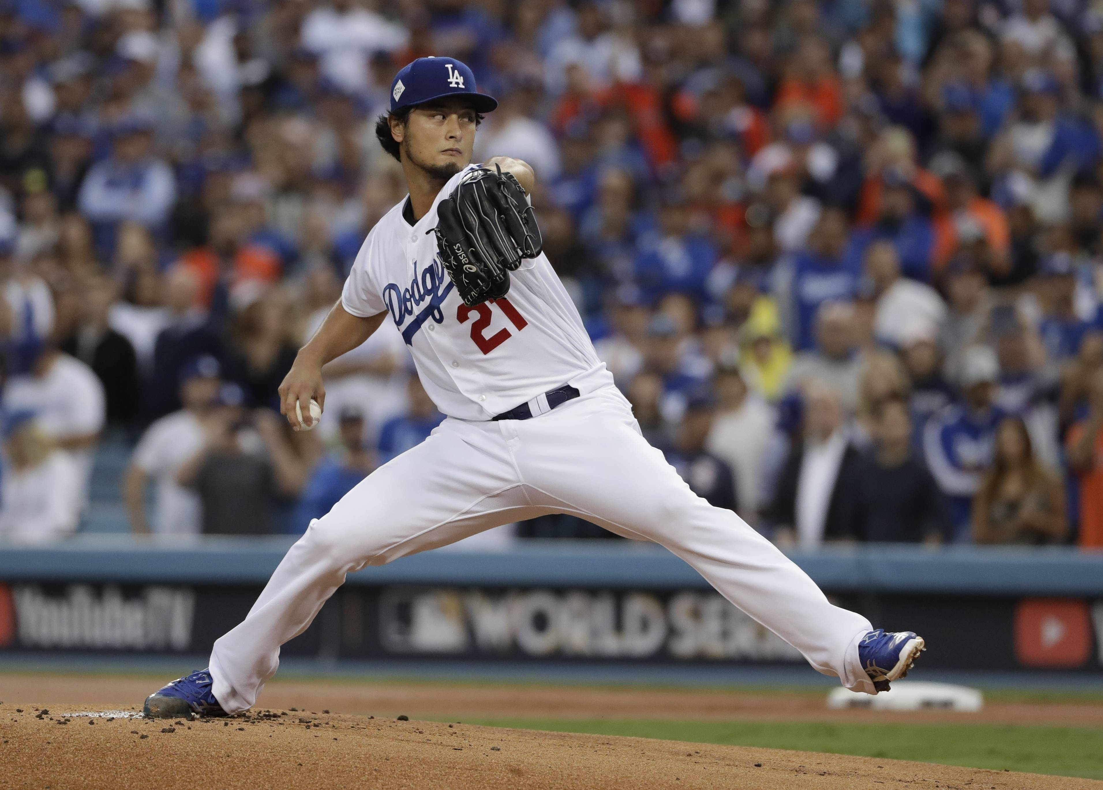 Rozner: Length of Darvish contract doesn't scare Cubs