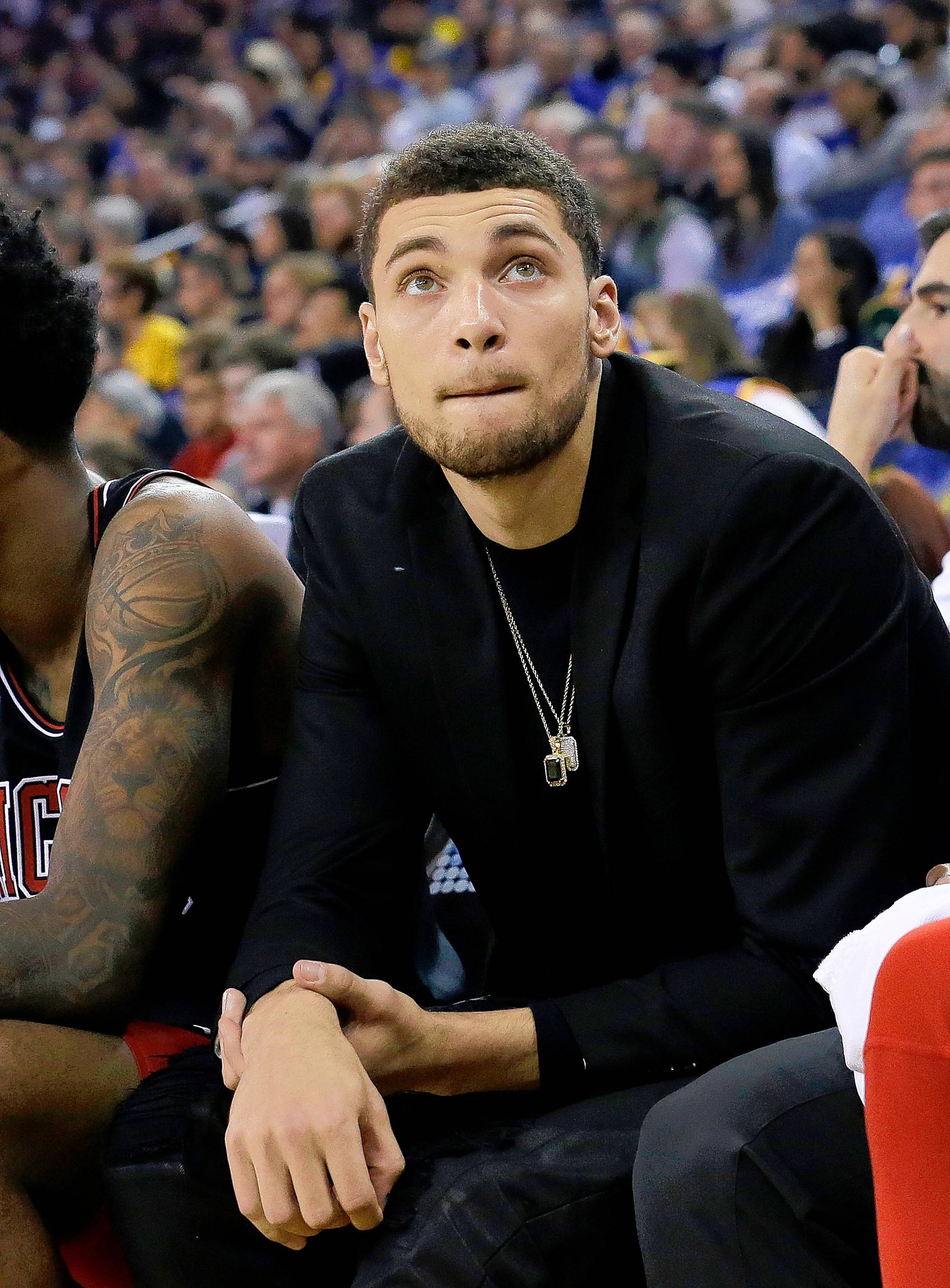 LaVine hoping prescribed rest doesn't slow his roll