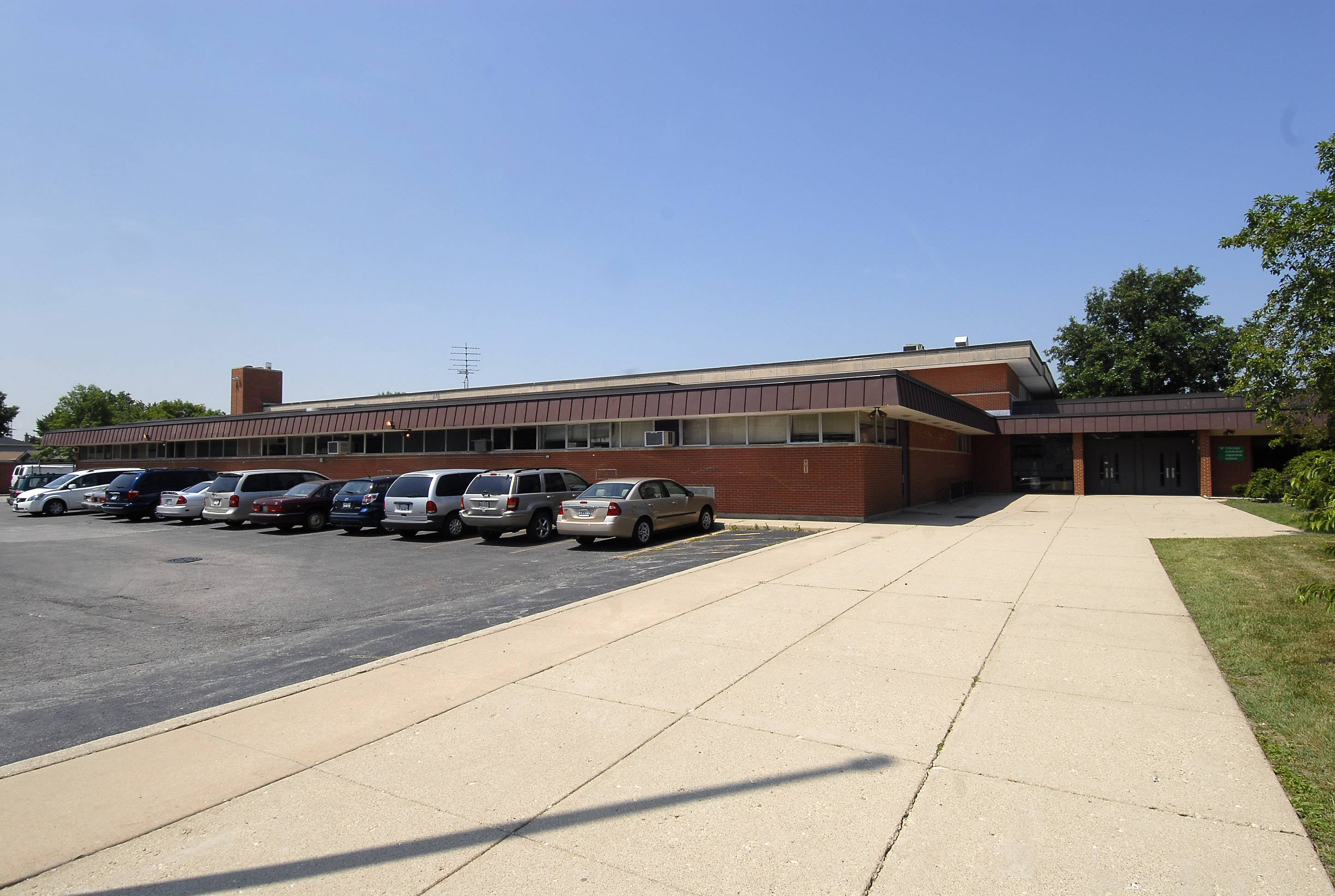 Chicago Futabakai Japanese School has been located at 2550 N. Arlington Heights Road in Arlington Heights since 1998. School leaders are seeking to extend a lease for the space.