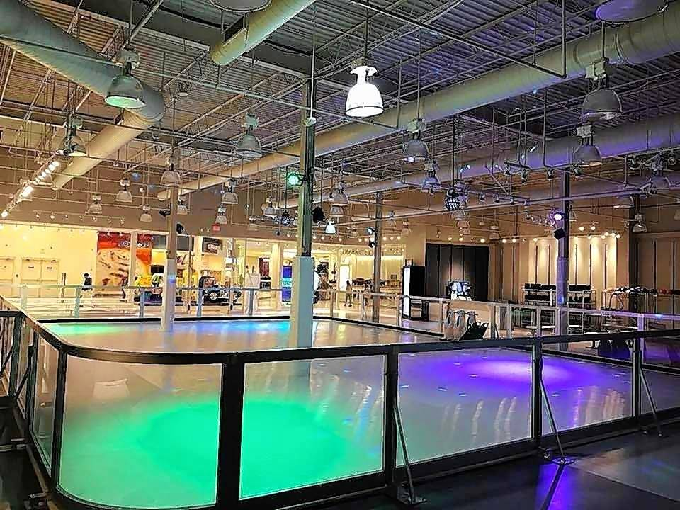 After three months, the Skate Room at Hawthorn Mall in Vernon Hills has expanded.
