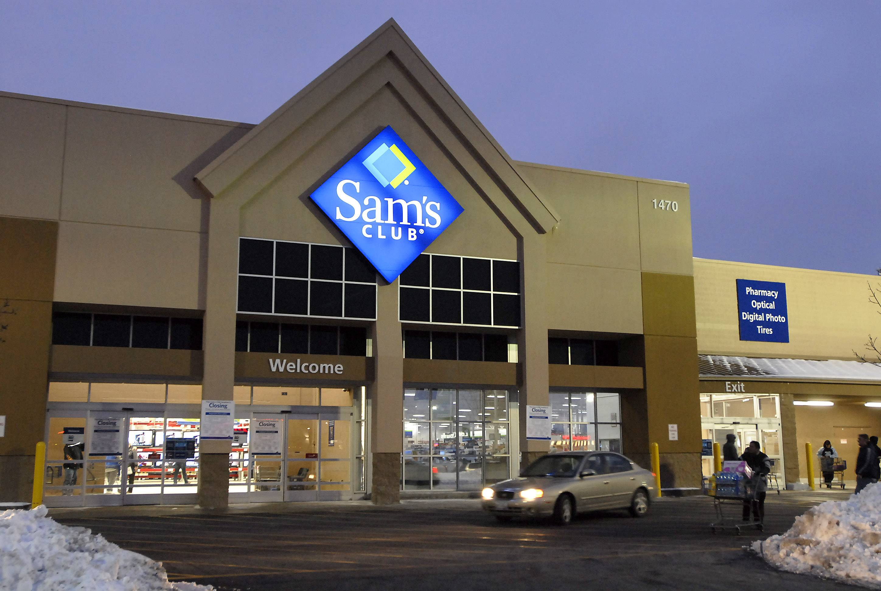 Five suburban companies will join Sam's Club in laying off employees this spring.