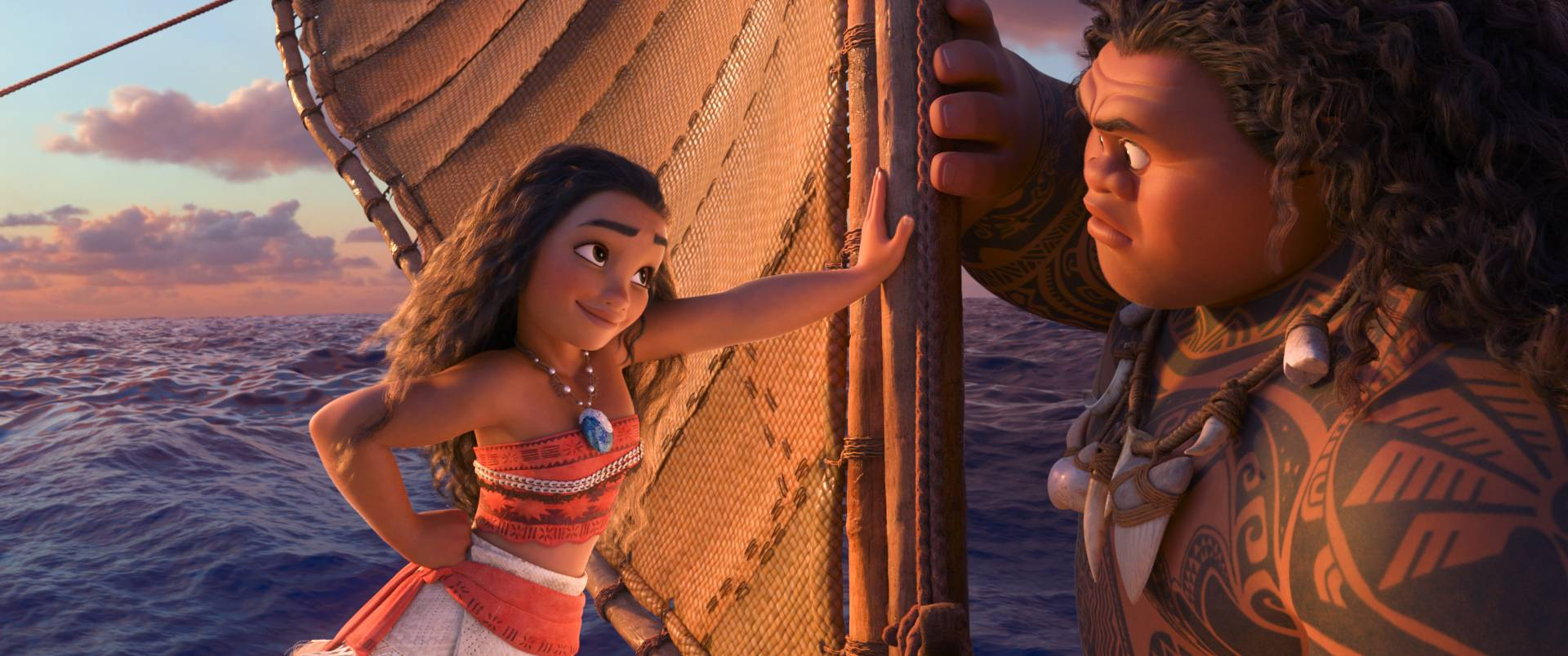 """Moana"" will be screened at the Oak Brook Park District's Dive In Movie event at the Family Aquatic Center on Friday, Feb. 16."