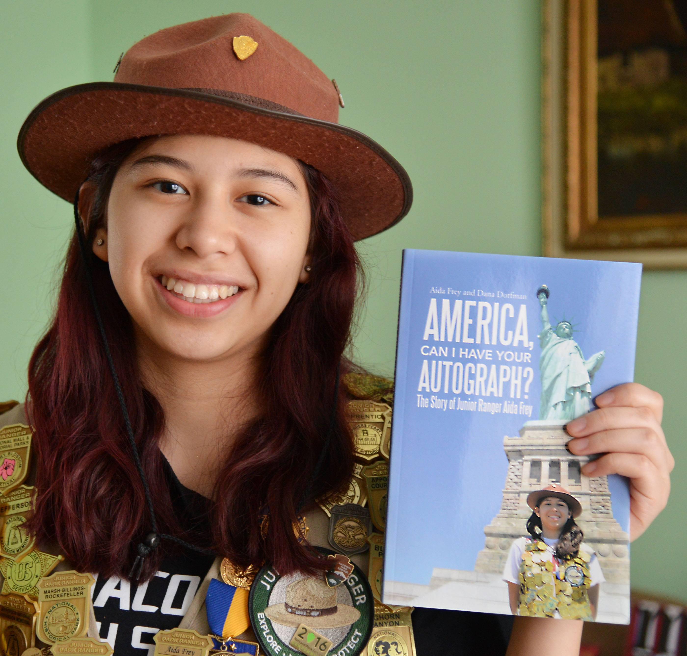 Junior ranger from Algonquin writes about national park adventures
