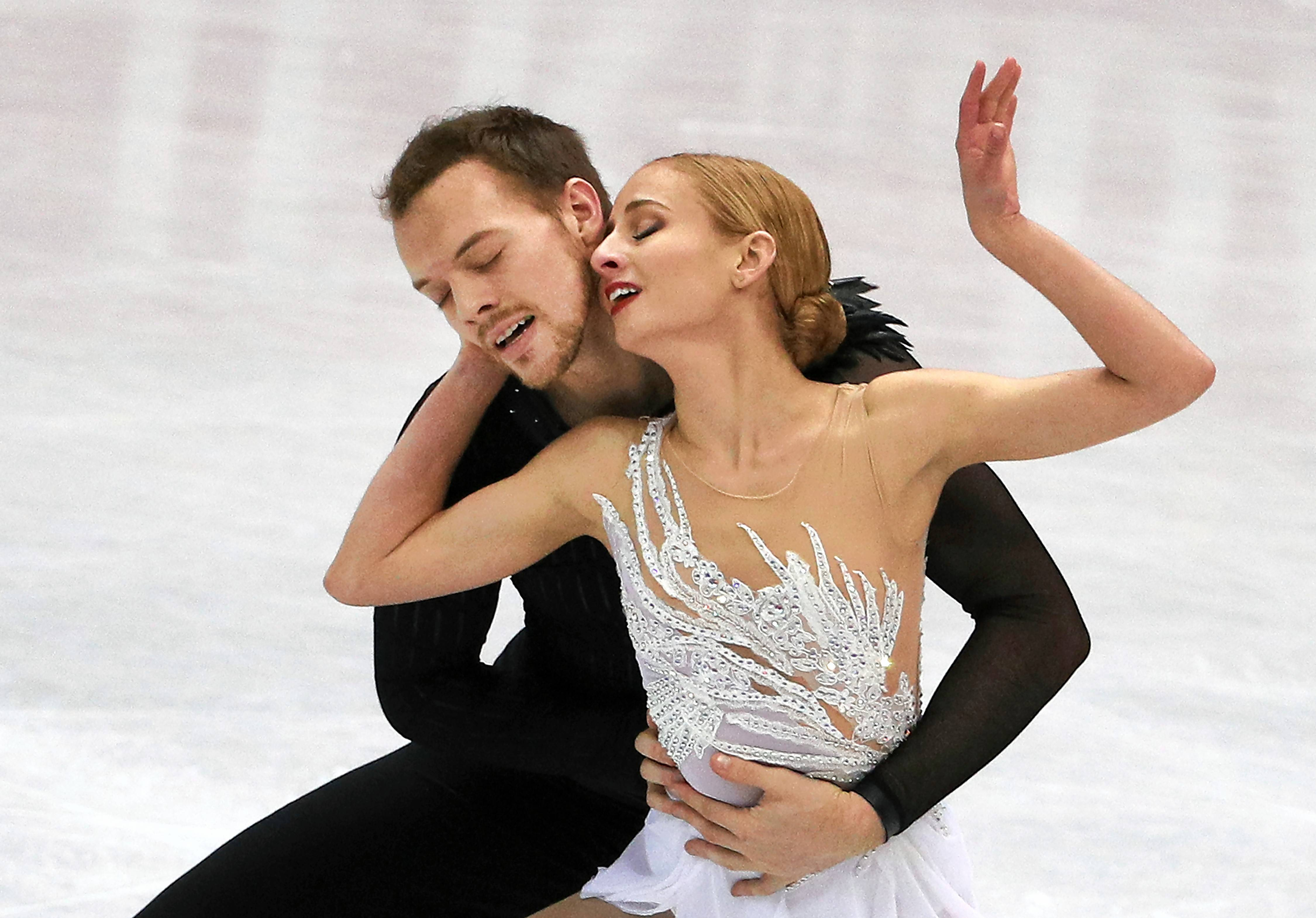 Tarah Kayne and Gurnee's Danny O'Shea became the first U.S. pair in 12 years to win the ISU Four Continents Figure Skating Championships last month. They are the first alternates for the Olympic team.