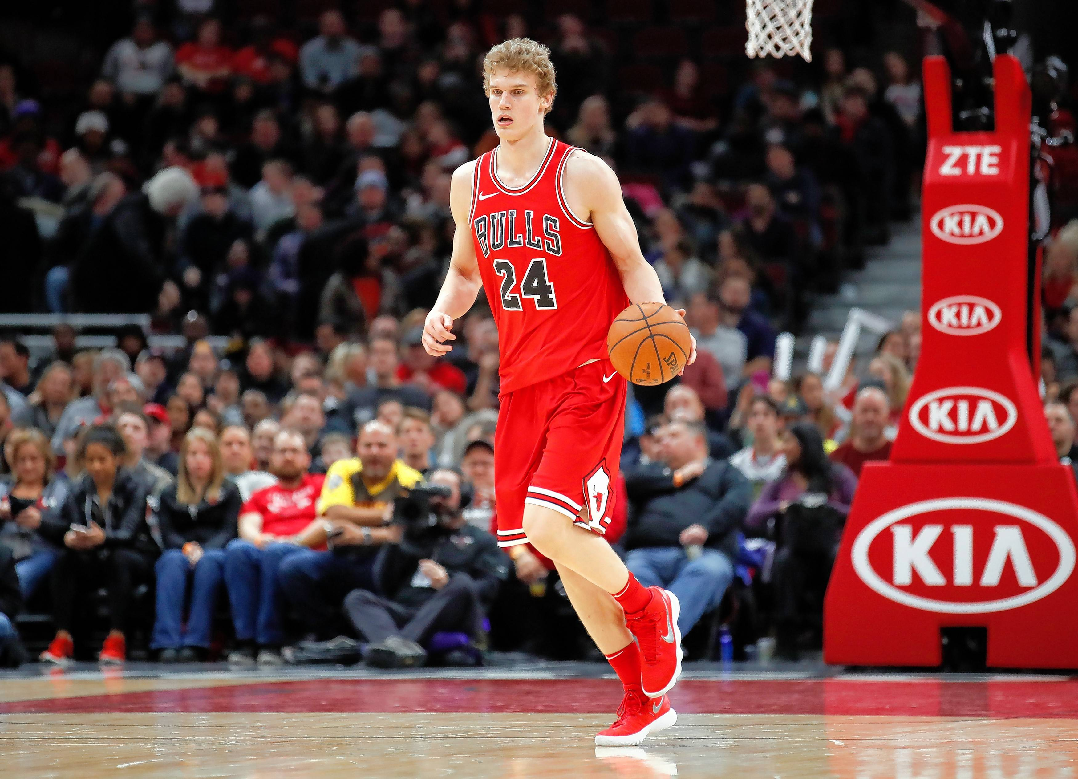 With rookie forward Lauri Markkanen, the Chicago Bulls have much more than a 7-footer who pop long-range shots.