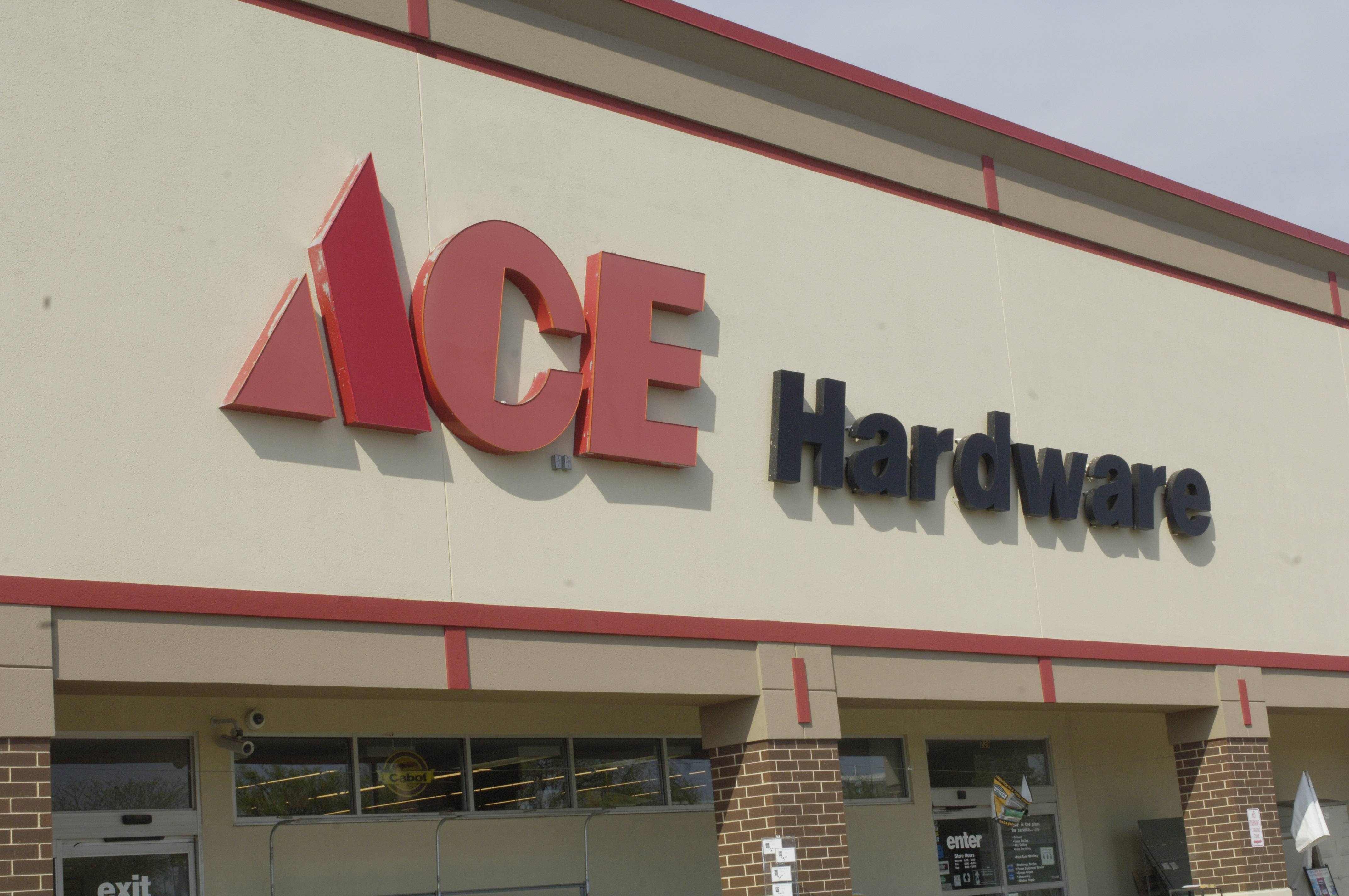 Ace Hardware reported its earnings.