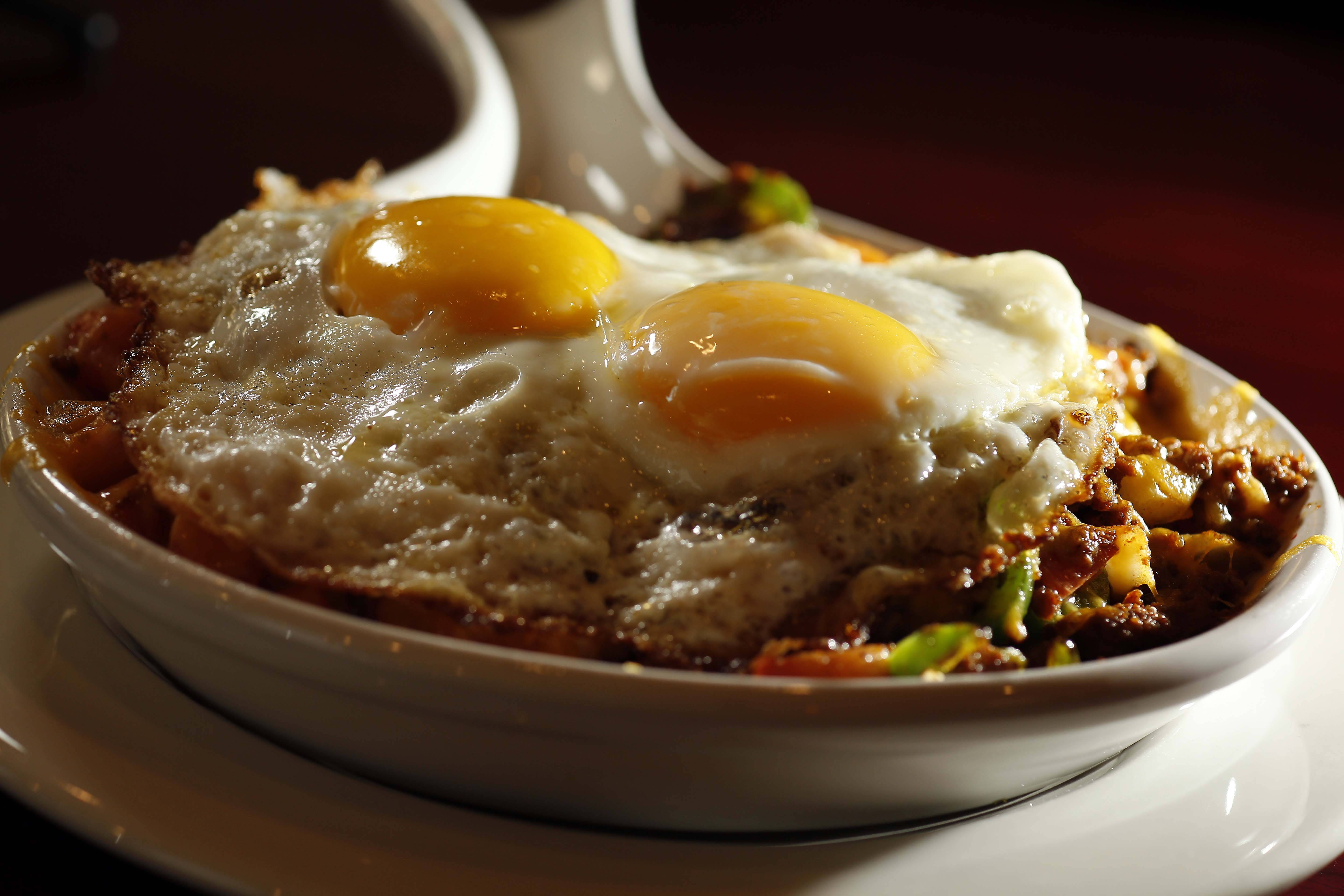 The Ay Carumba skillet is a popular pick at Brunch Cafe that is opening its seventh suburban location.