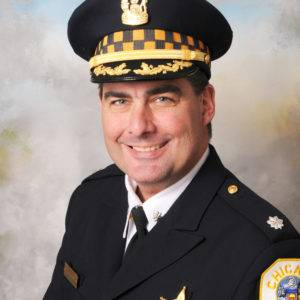 Chicago police Cmdr. Paul R. Bauer was shot and killed Tuesday while assisting a tactical team at a state government office building downtown.