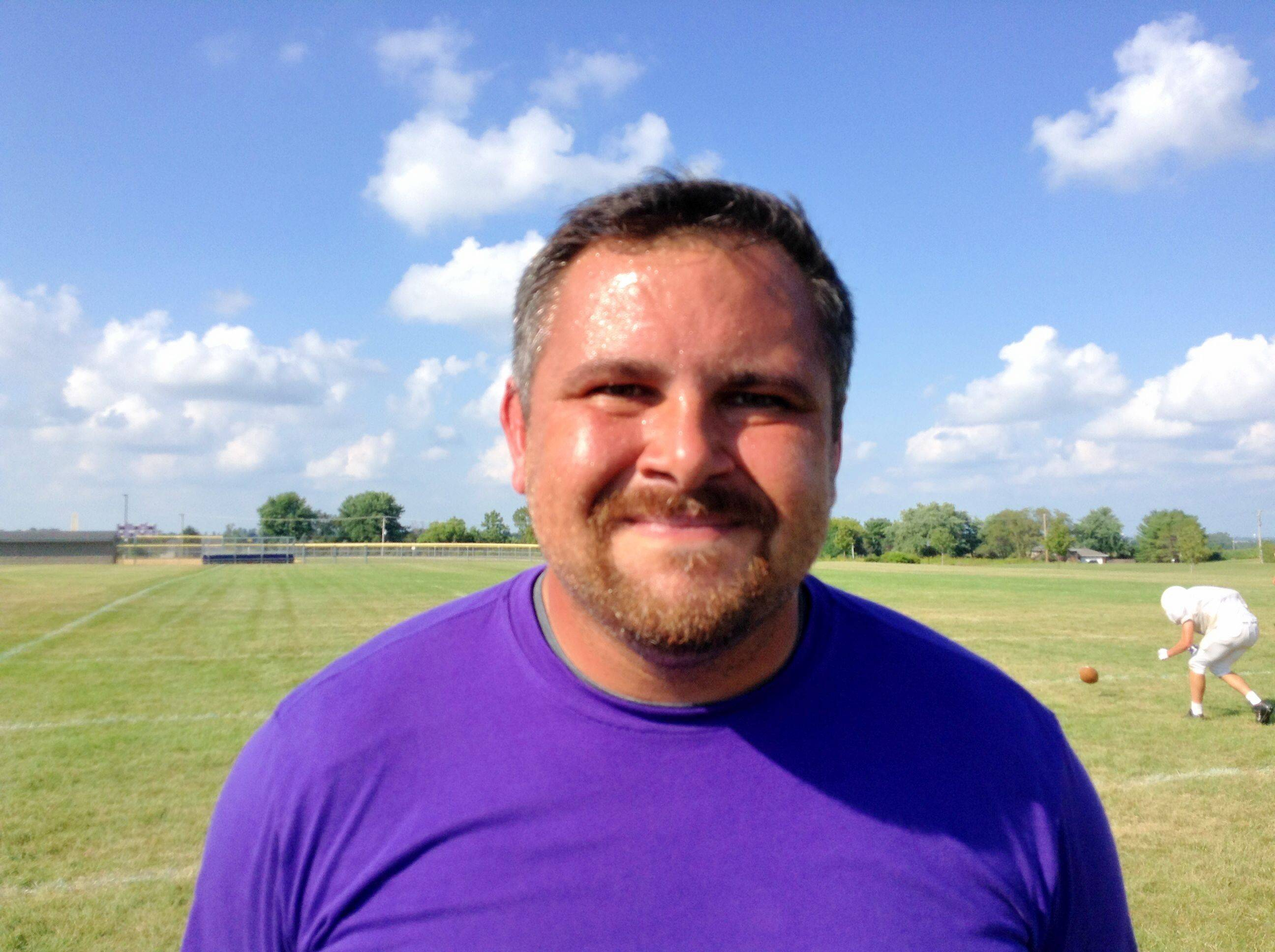 Mike Brasile, just Hampshire's fifth football coach in 54 years, will become the new coach at Woodstock.
