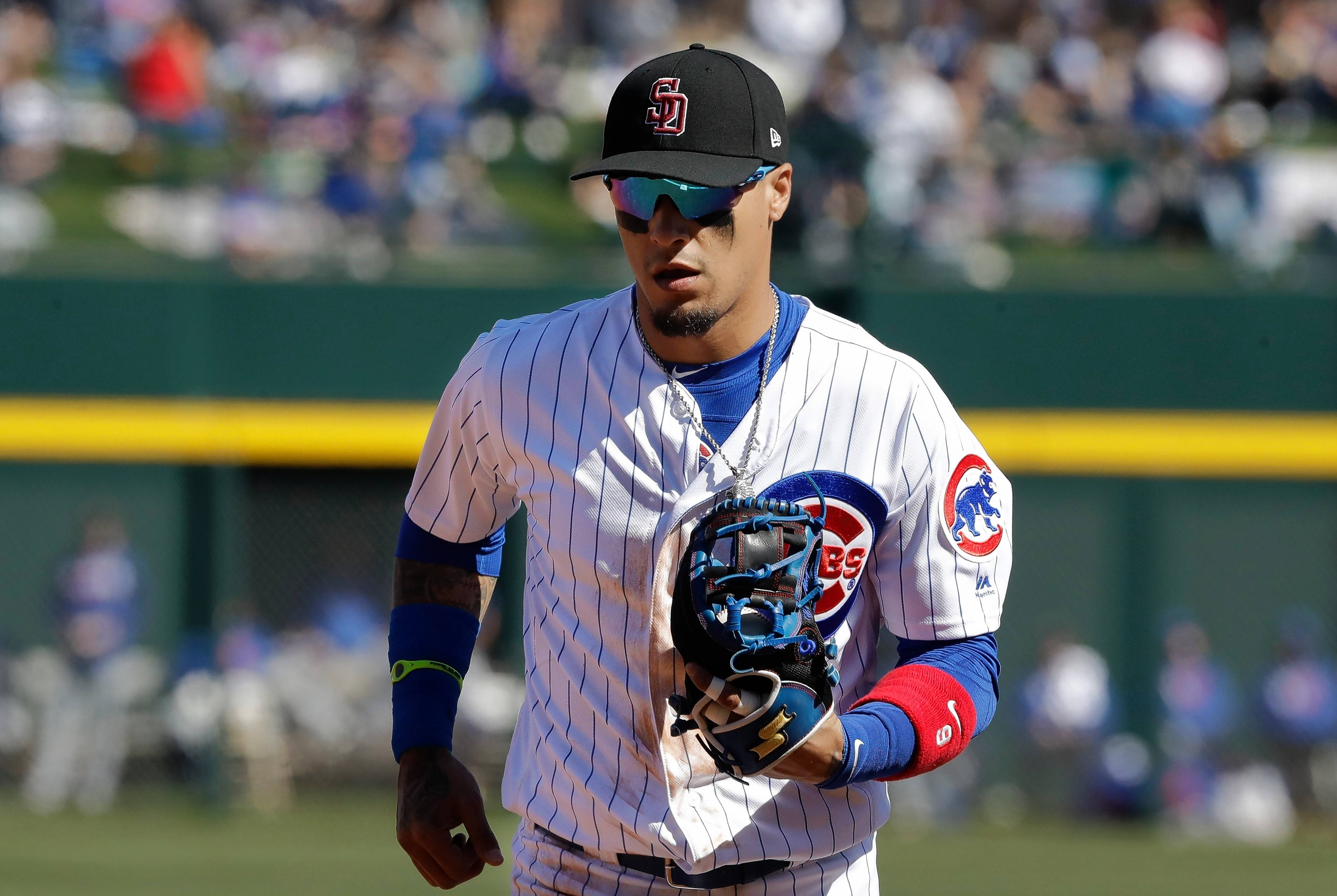 Chicago Cubs' Baez continues to dazzle on defense