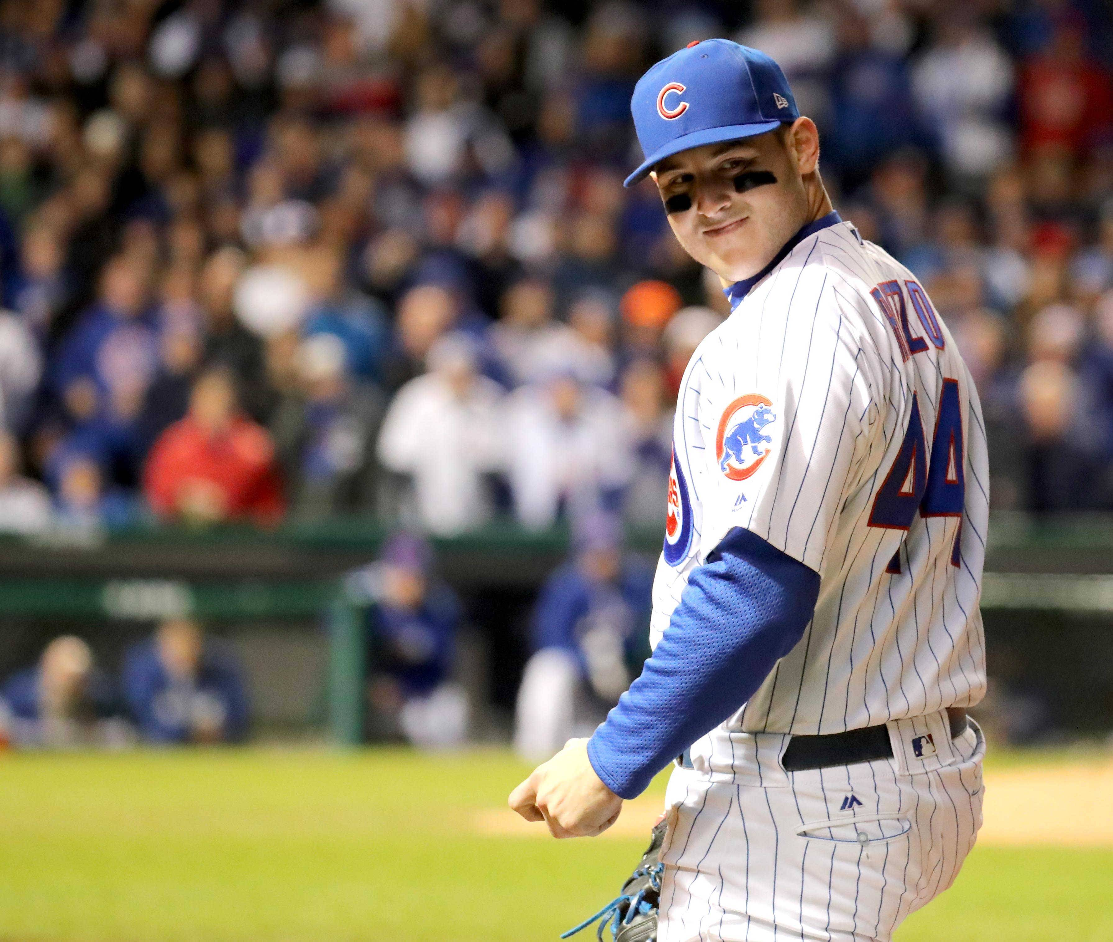 Rizzo remains the heart & soul of the Chicago Cubs
