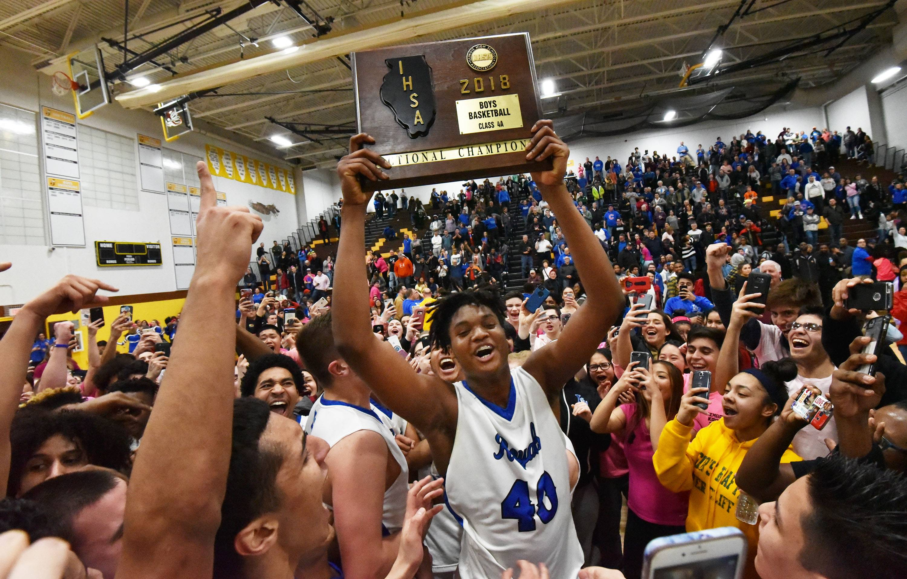 Larkin takes down Jefferson for sectional crown