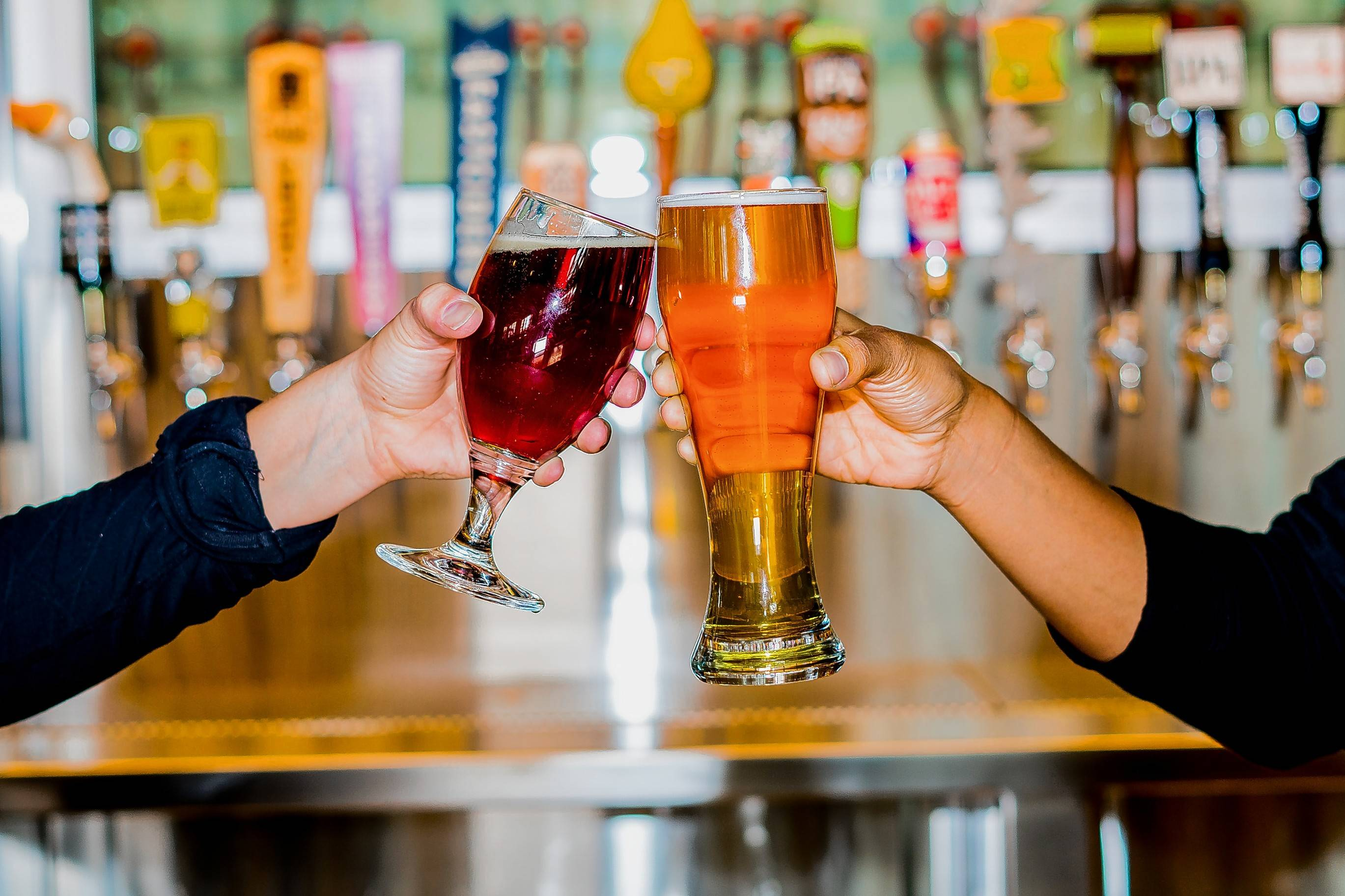 Raise a glass to St. Patrick's Day at Old Town Pour House in Naperville and Oak Brook.