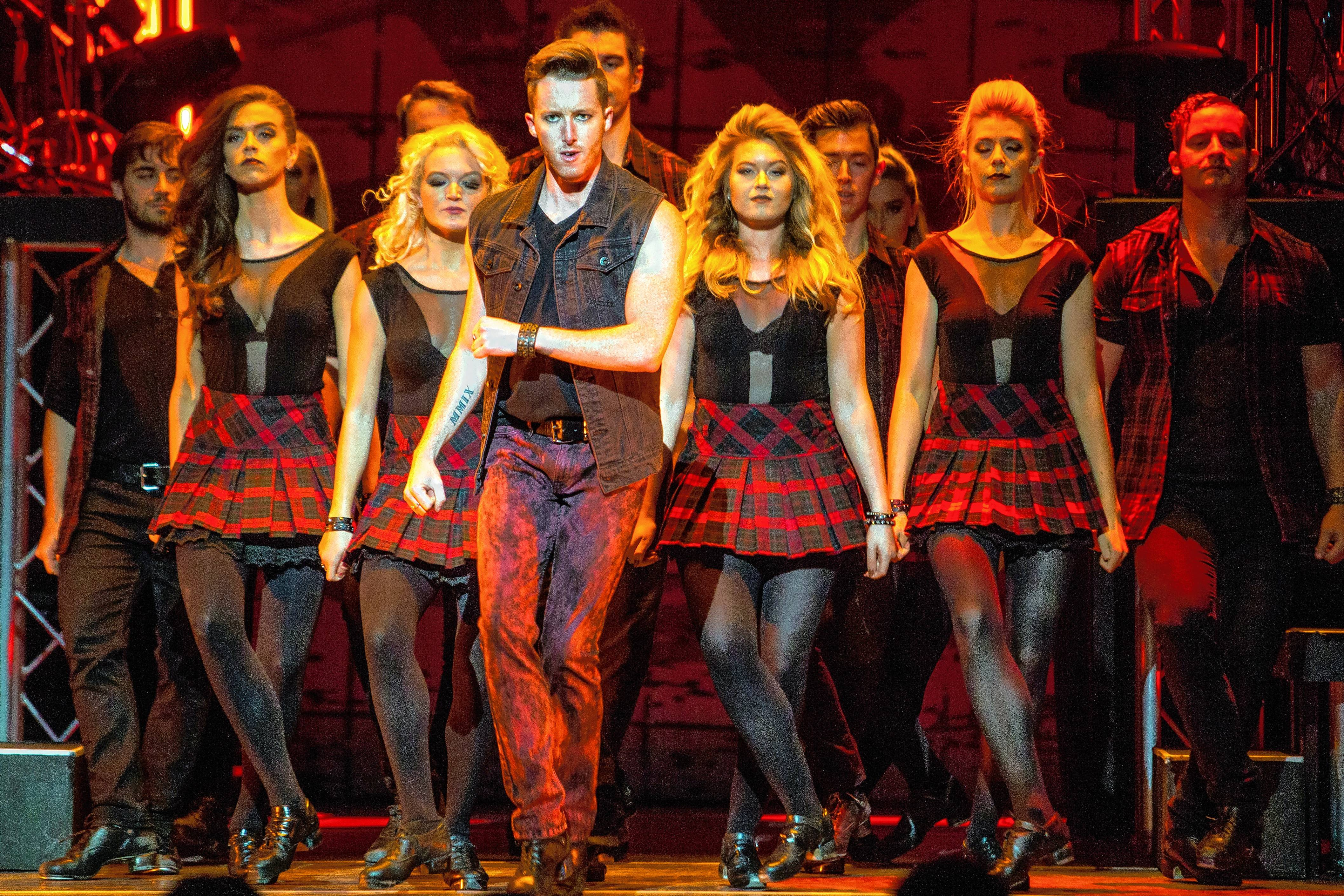"The concert and dancing show ""Rockin' Road to Dublin"" plays College of Lake County's Lumber Center for the Performing Arts in Grayslake at 8 p.m. Friday, March 16."