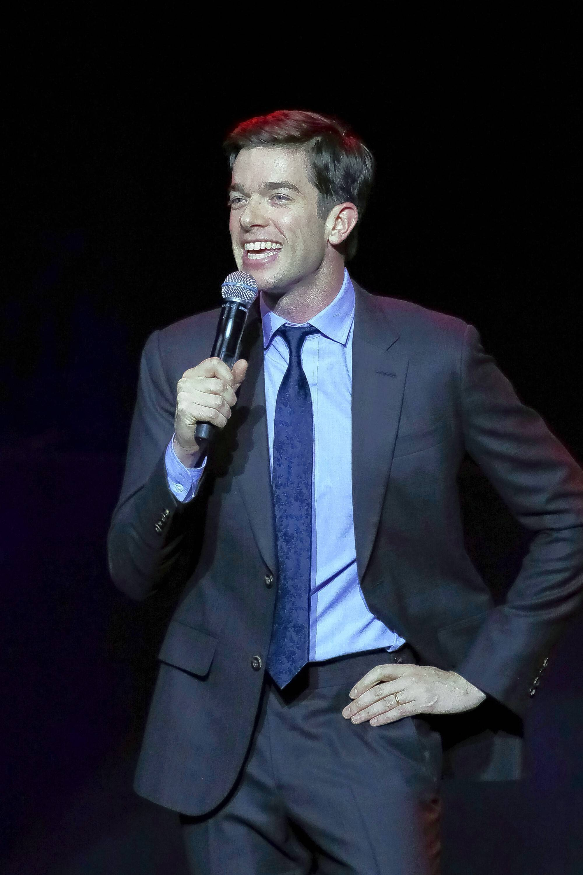"Comedian John Mulaney brings his ""Kid Gorgeous"" tour to the Genesee Theatre in Waukegan on Thursday, March 15."