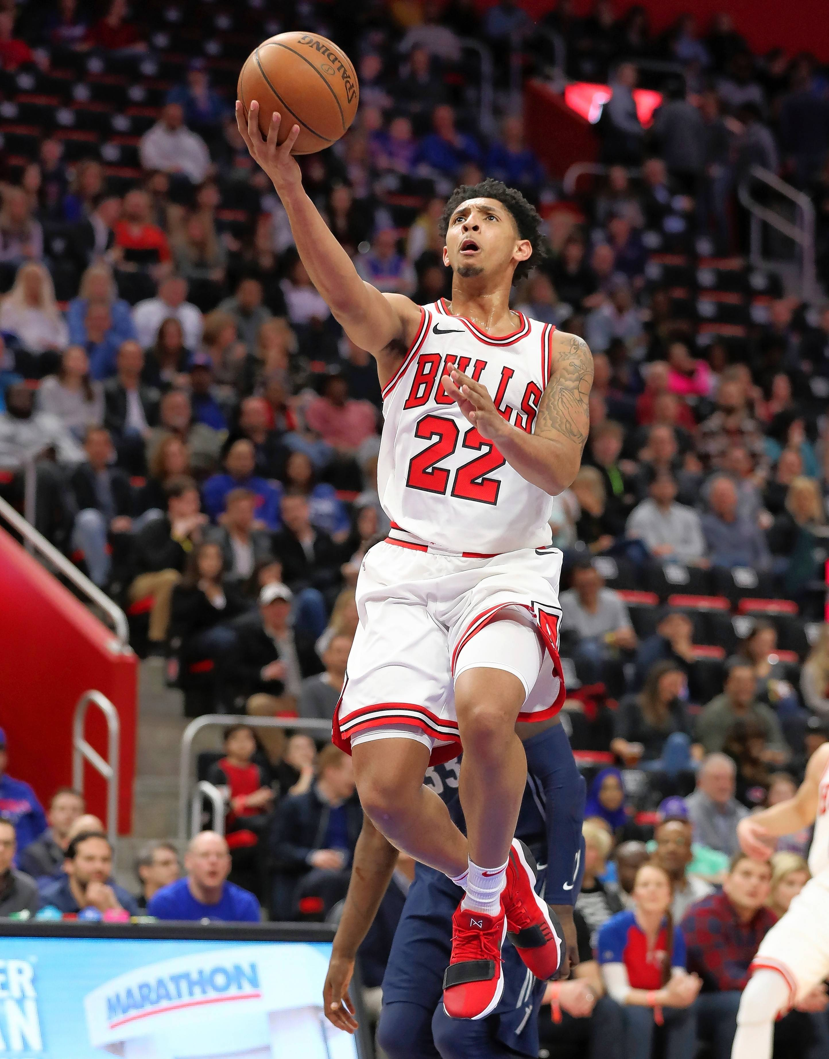 Chicago Bulls point guard Cameron Payne has averaged 10.2 points and 2.4 assists over the past five games while leading the team's second unit.
