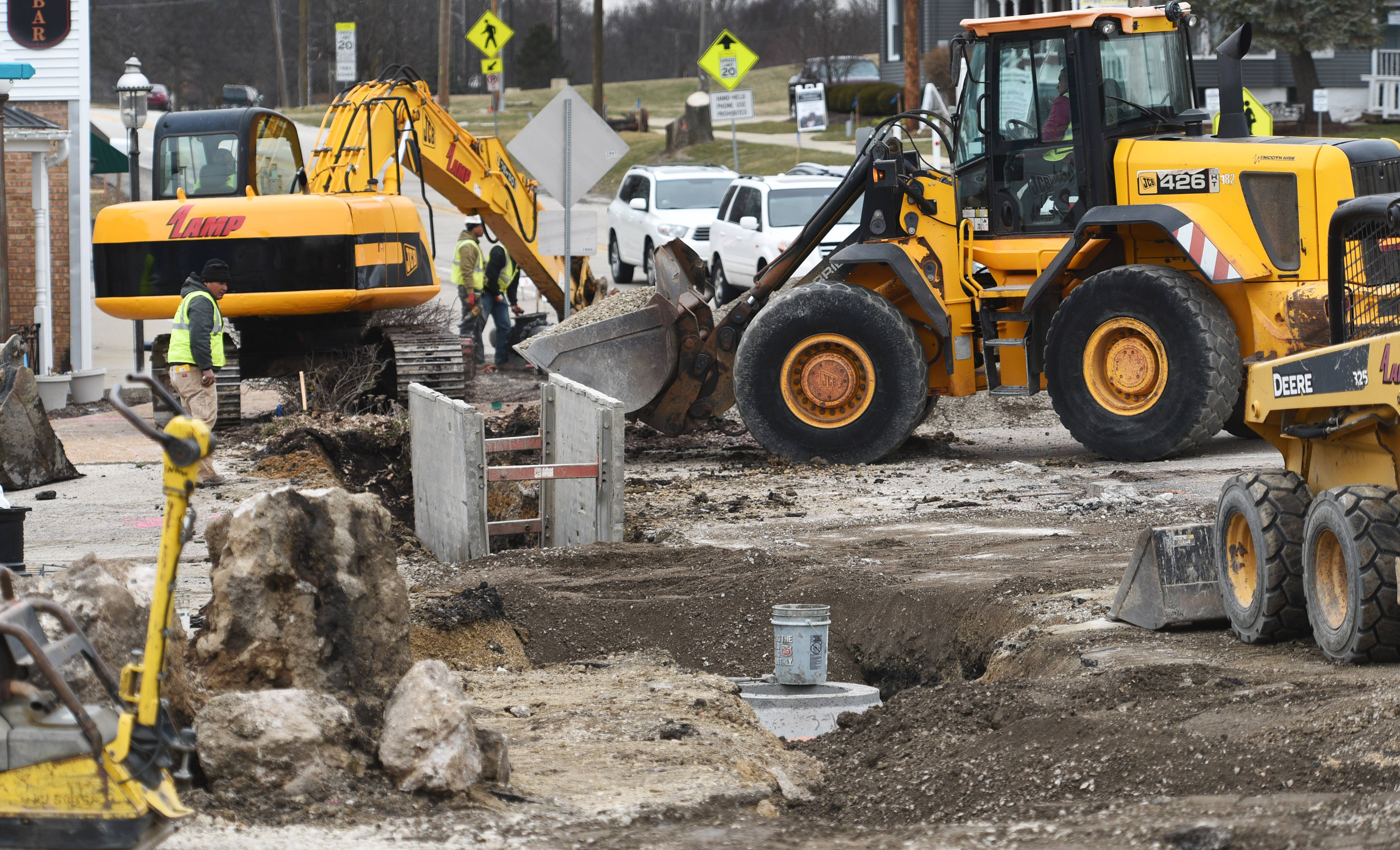 Lake County's $100M road plan: Quentin widening, Route 45 bypass