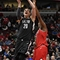 Nets nearly set 3-point record in blowout win over Bulls