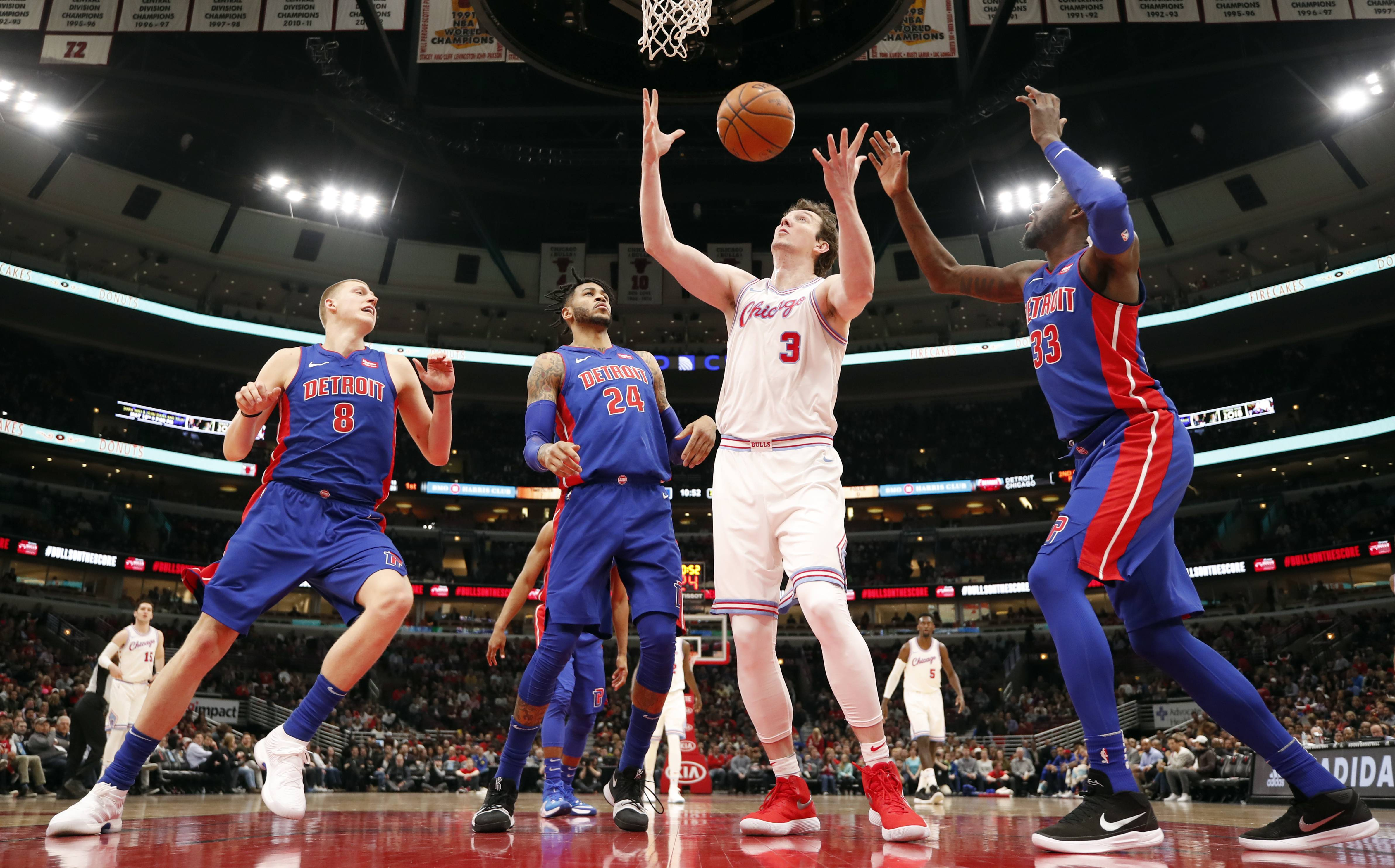 Bulls end season with loss, ready to resume the process of winning