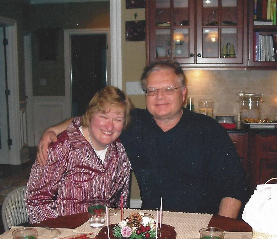 Janice and Joe Such of Elk Grove Village celebrate their wedding anniversary in 2010.