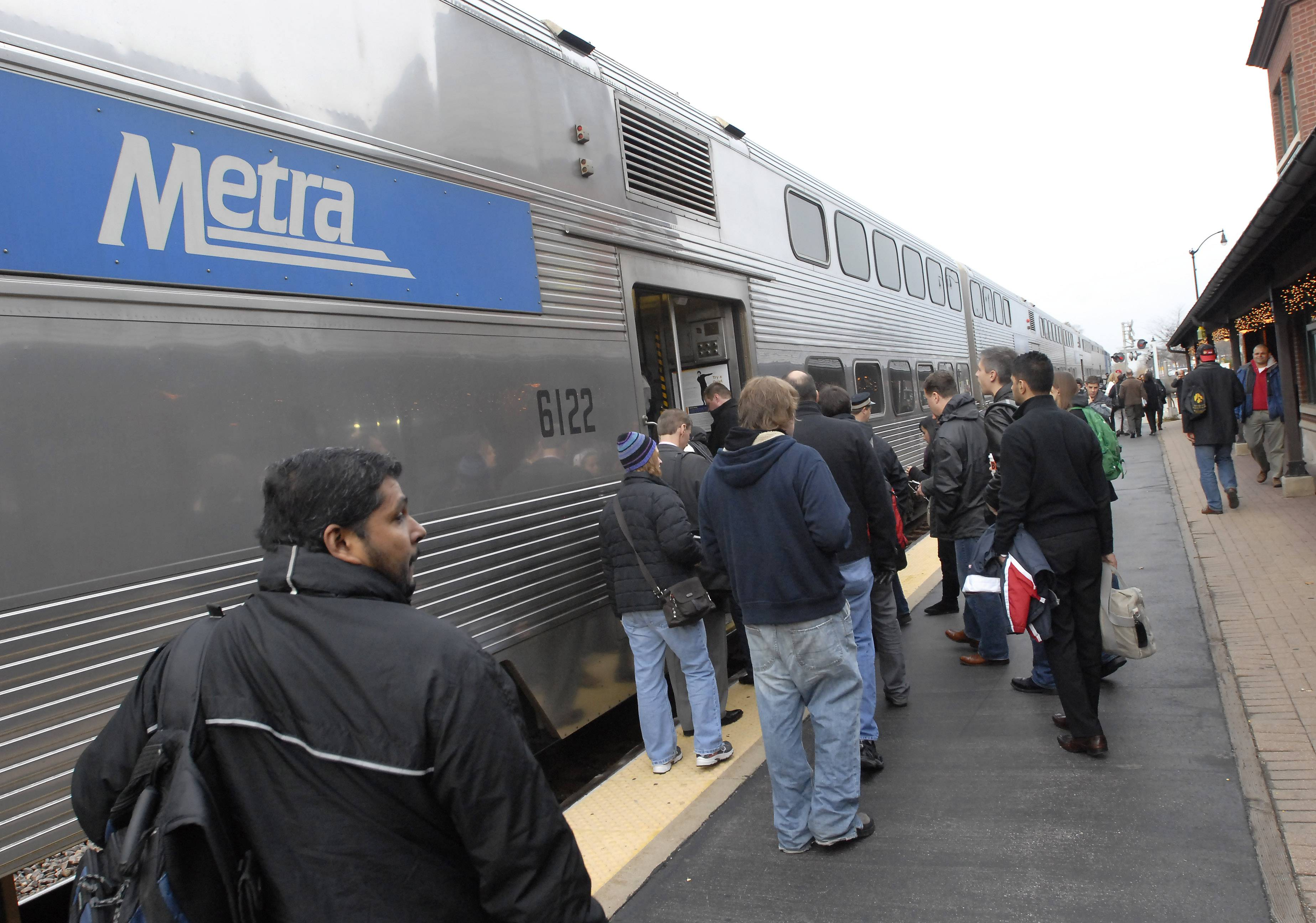 Metra leaders aim to fast-track fare structure changes
