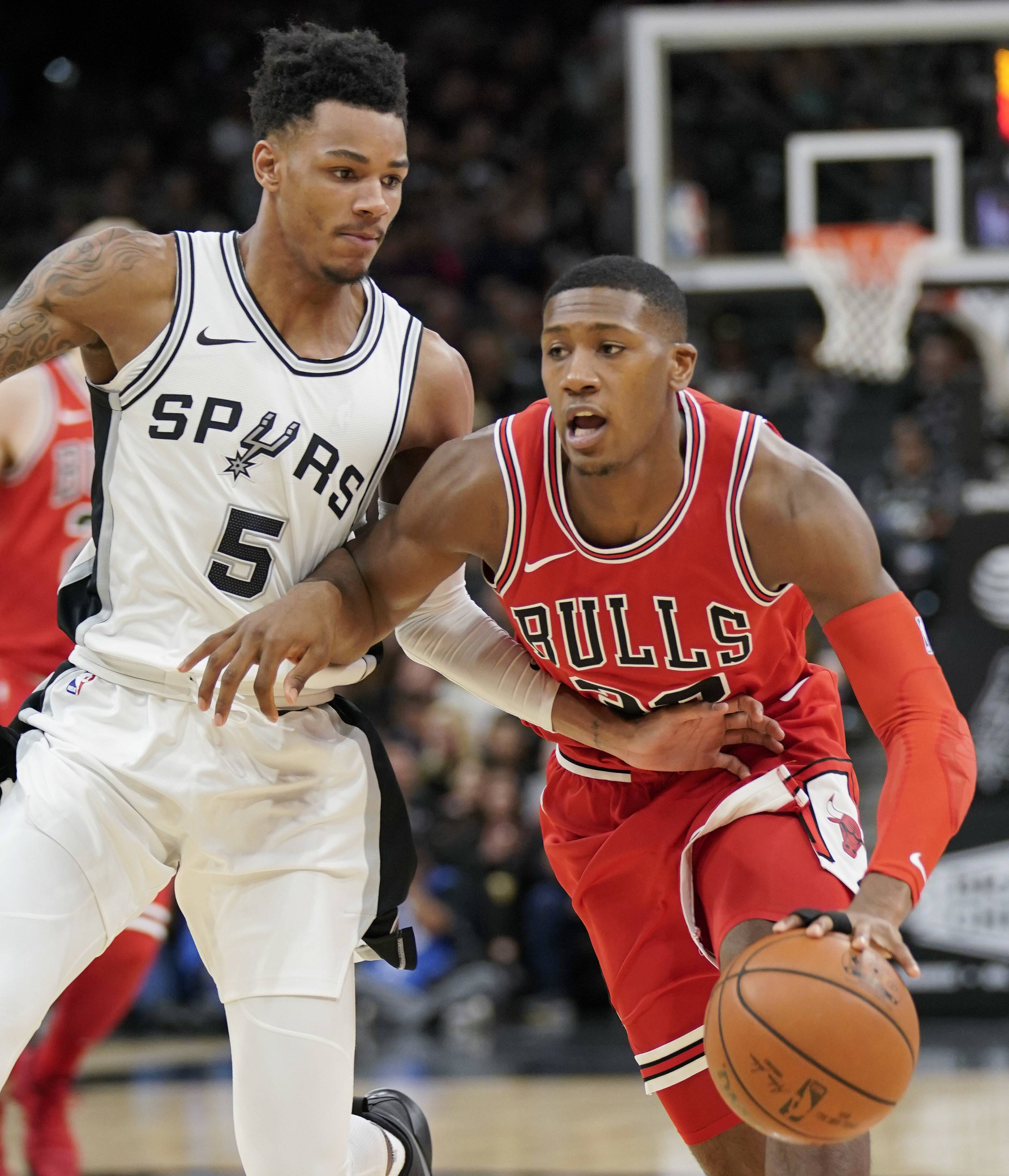 Dunn's quick improvement ranks as best news of Bulls' rebuilding season