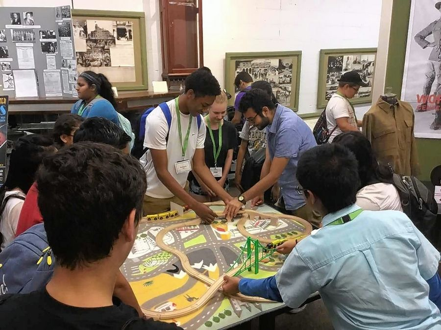High school students from the seven-county region learned about urban planning and civic engagement through the Chicago Metropolitan Agency for Planning's Future Leaders in Planning program last summer.