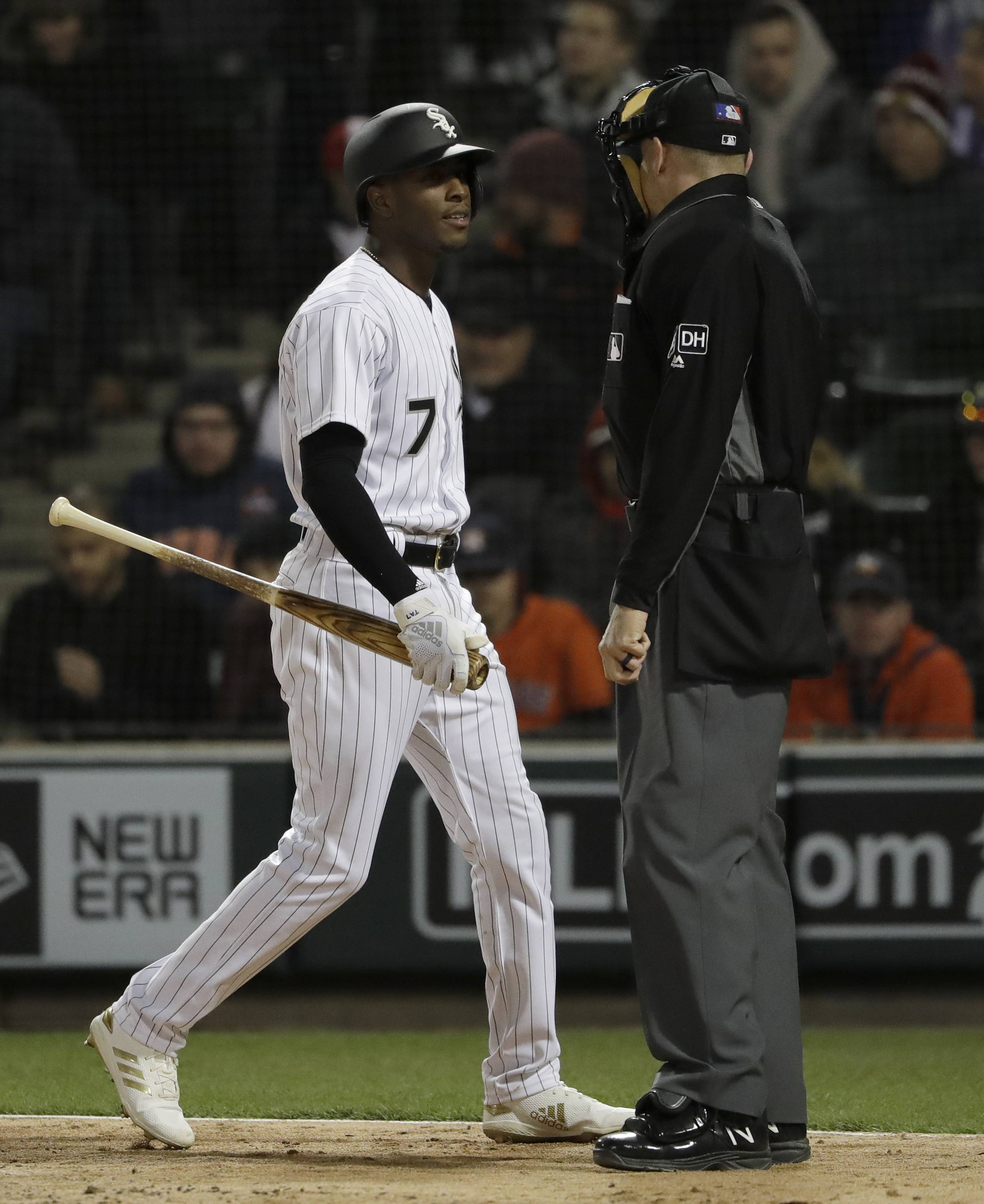 Rozner: Young White Sox won't be pushed around
