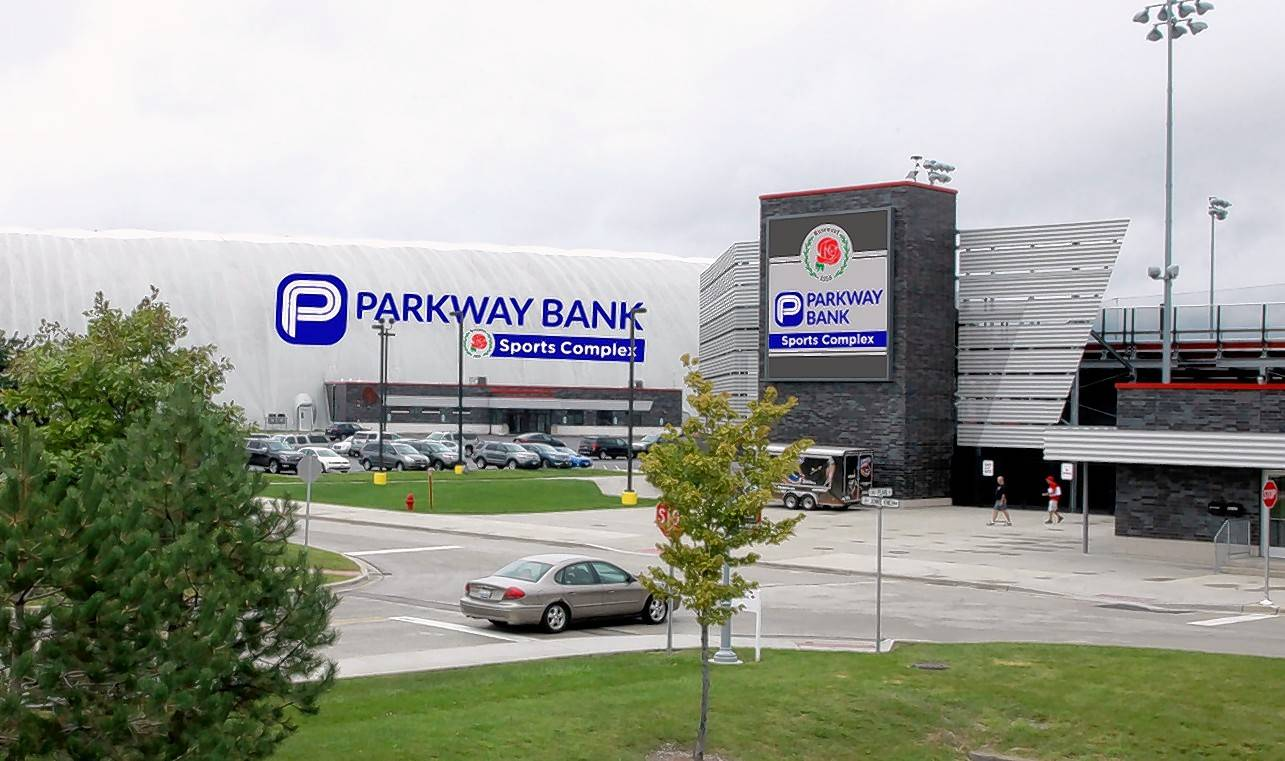 Parkway Bank gets naming rights for Rosemont sports complex