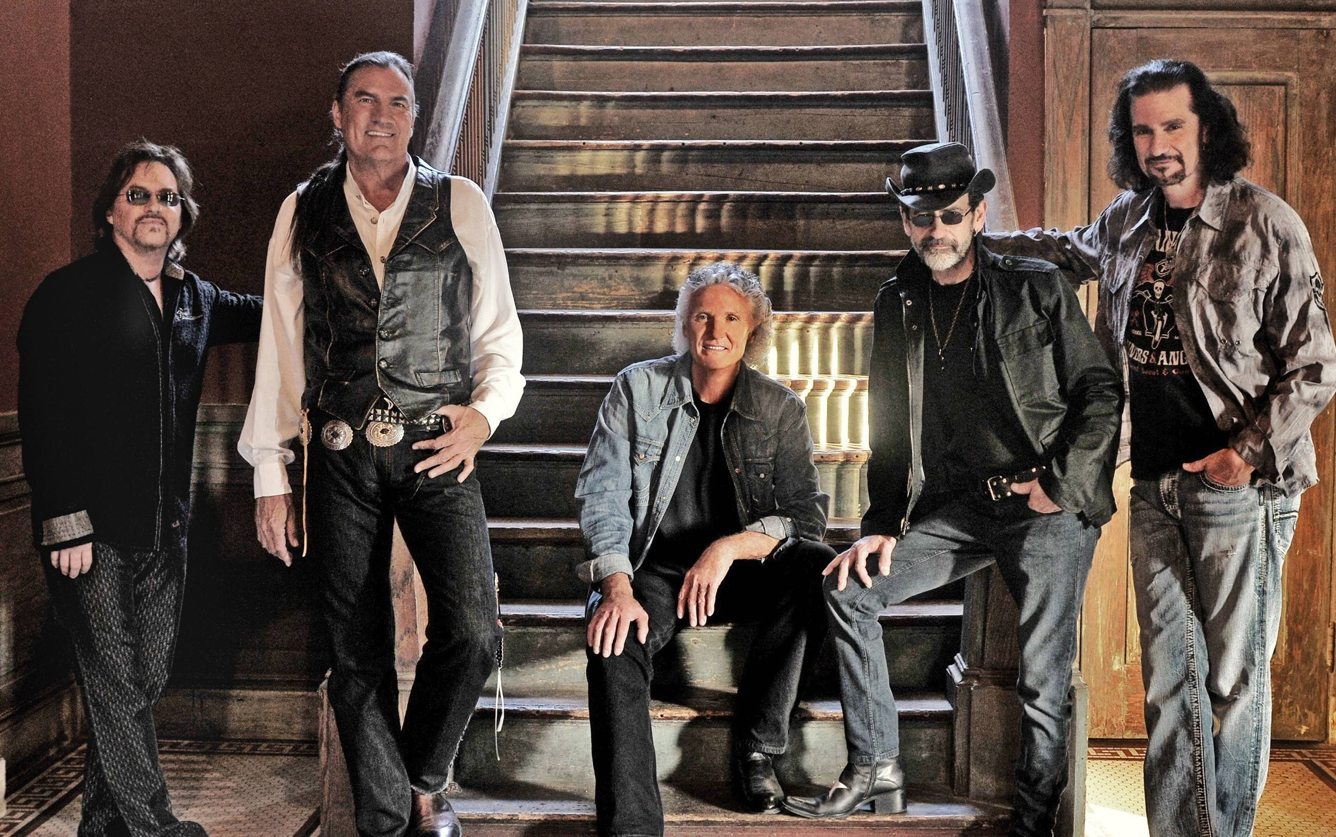 Grand Funk Railroad plays the Genesee Theatre in Waukegan on Thursday, May 17.