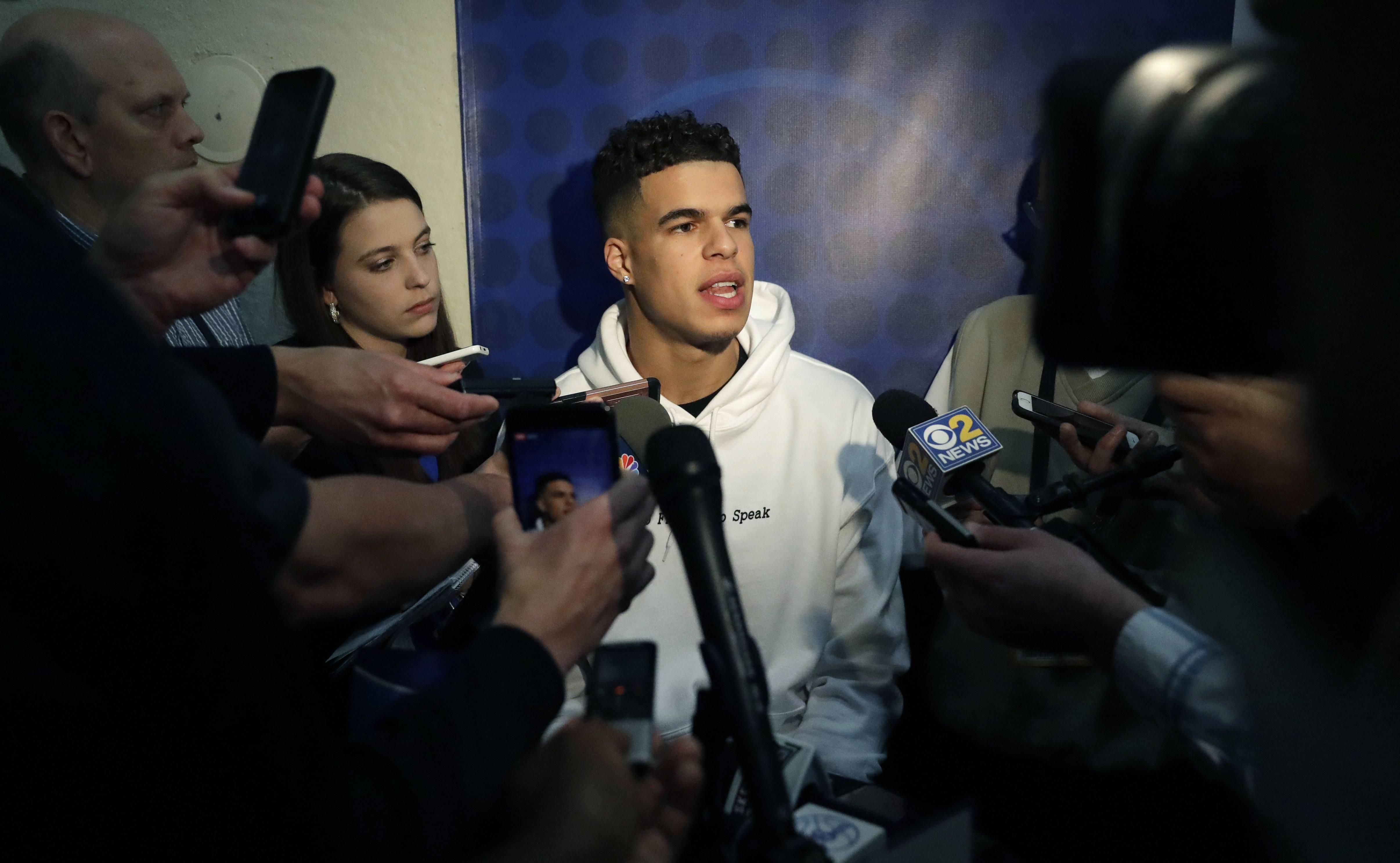 NBA Combine: Porter Jr. feels he's best player; Jackson Jr. recounts Hoiberg pillow fight