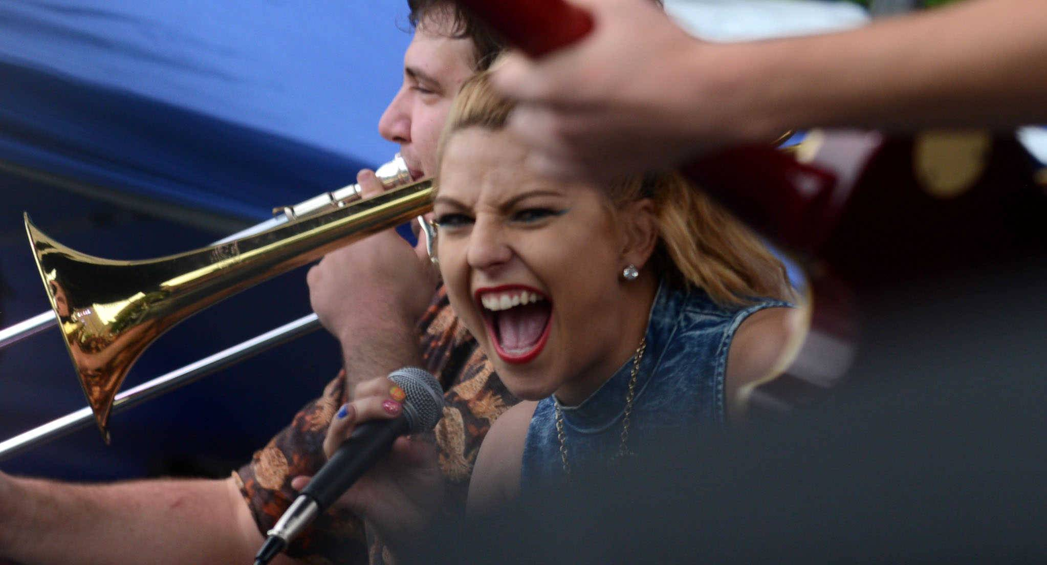 Laura Burke and her band Burke Valley was a co-winner with Ryan Cooper for Suburban Chicago's Got Talent in 2015.