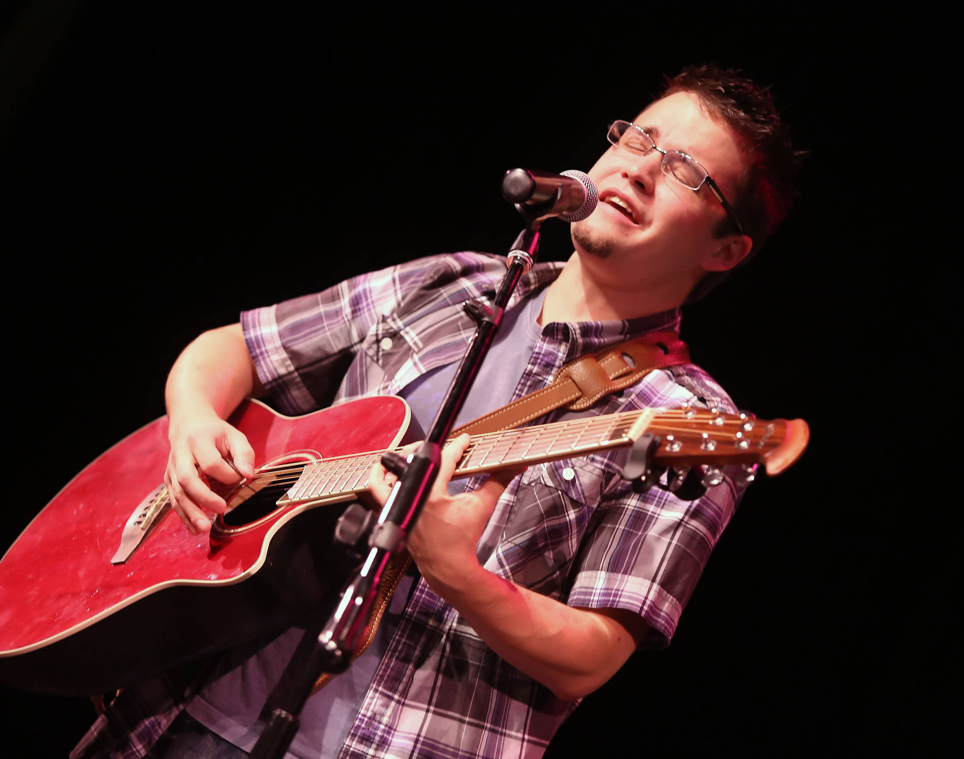 Ryan Cooper of Schaumburg competed in Suburban Chicago's Got Talent in 2013, 2014 and 2015, when he was a co-winner with the band Burke Valley.