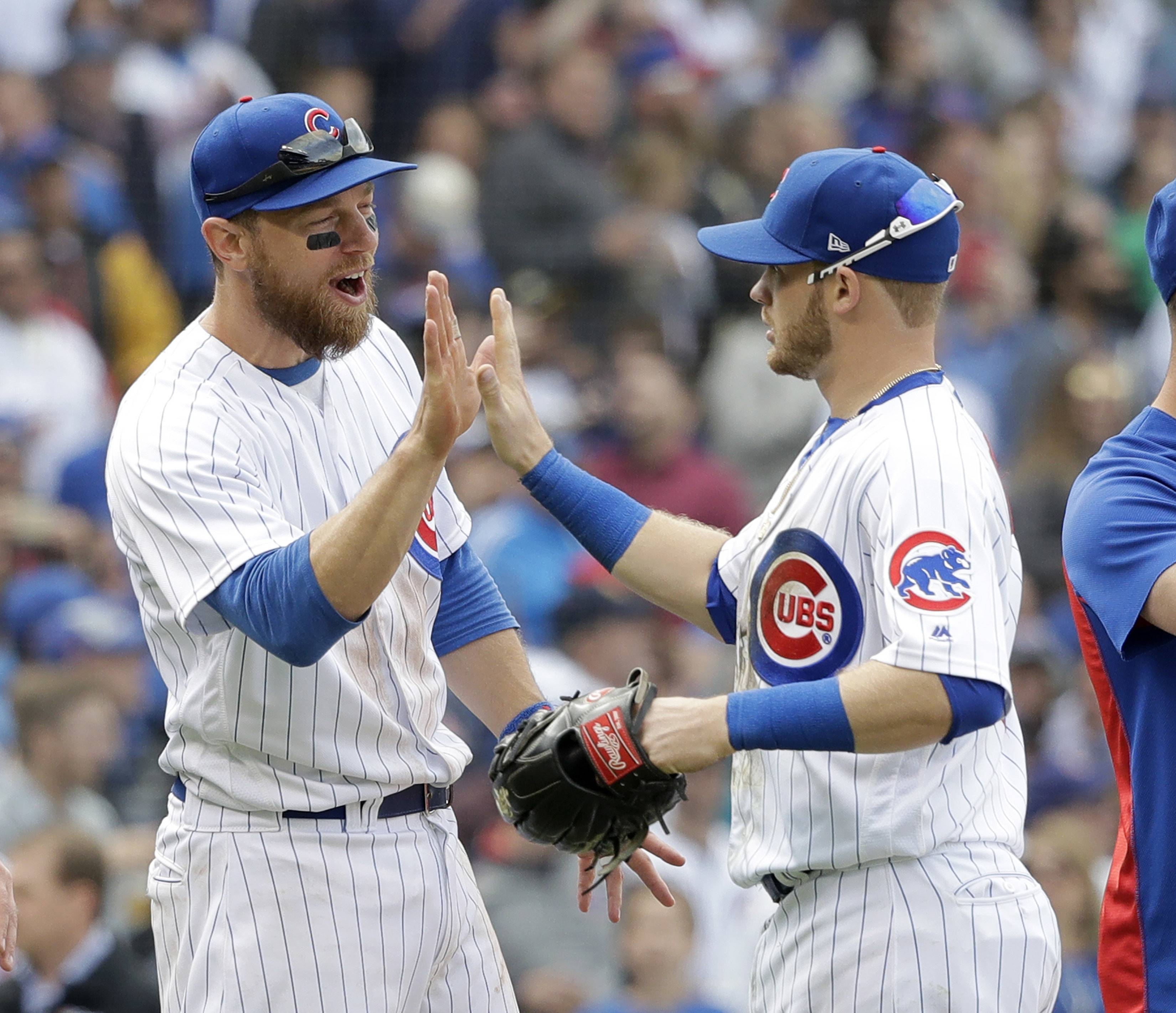 Great pitching, defense sends Cubs to 3-1 win over Pirates