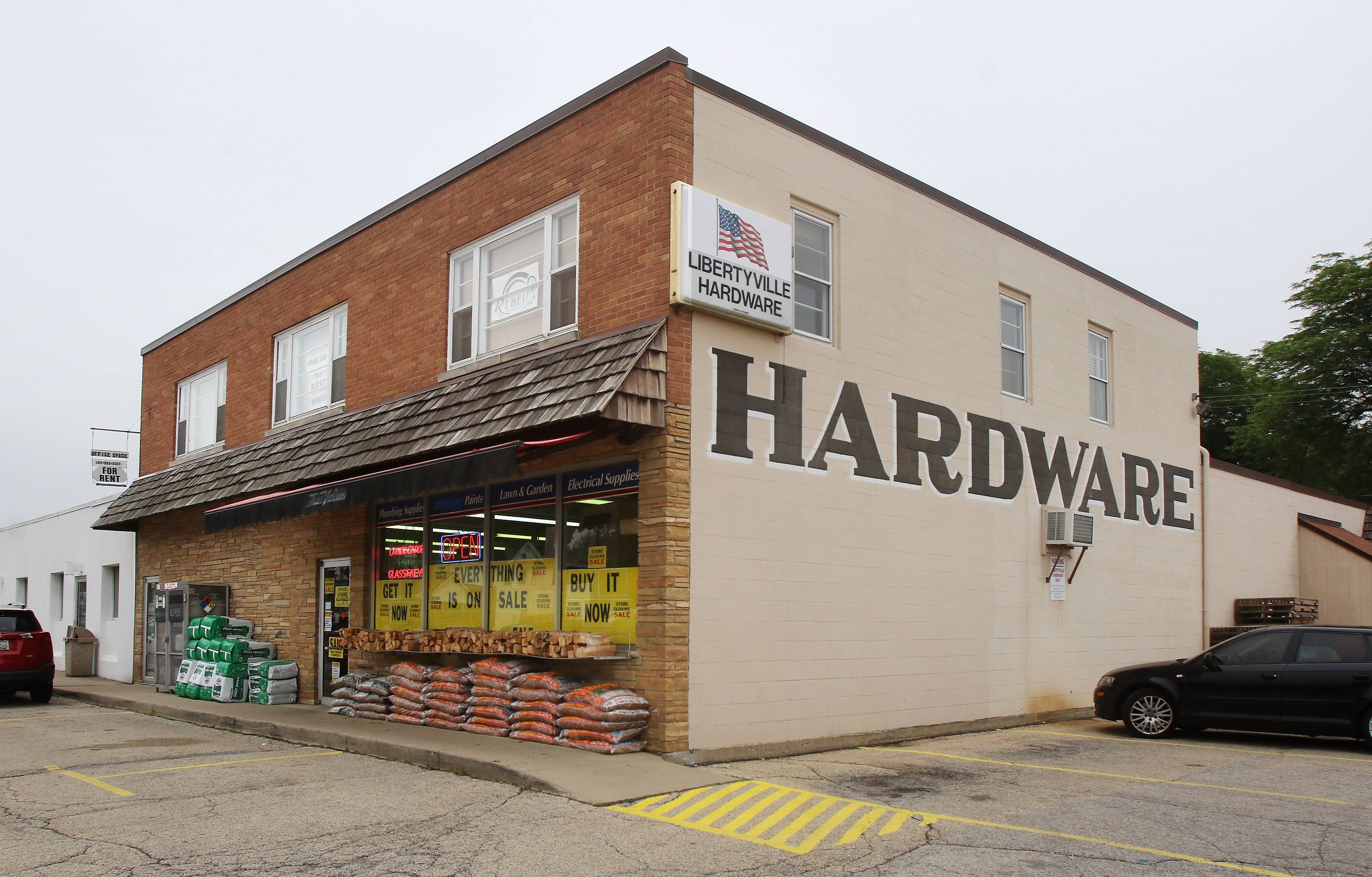 The Libertyville True Value hardware store has operated for more than five decades.