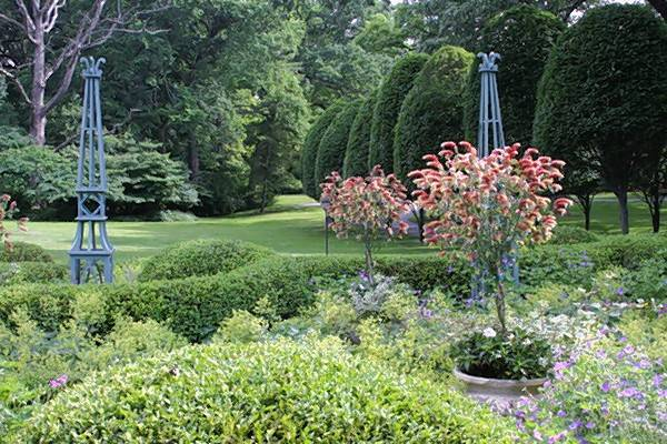 Tour three private gardens in Barrington Hills at the 18th annual Barrington Garden Fair and Marketplace.