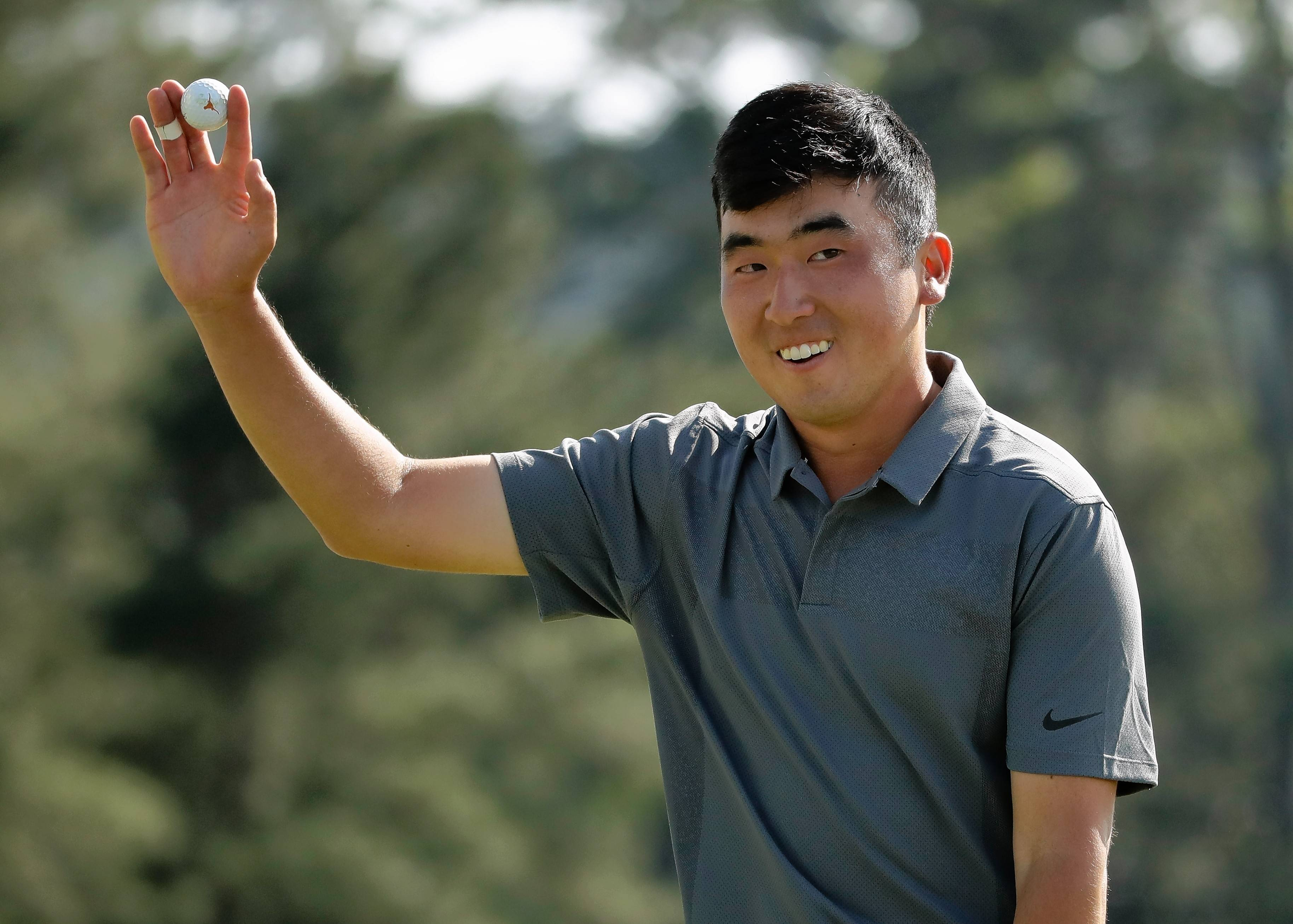 Ghim among local golfers awaiting U.S. Open challenge