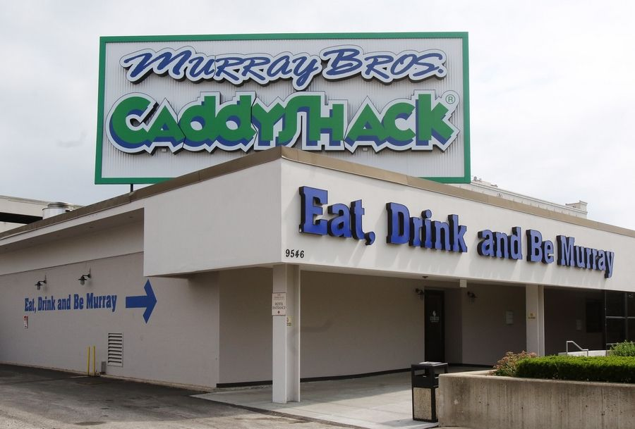 Murray Bros. Caddyshack opened recently in Rosemont.