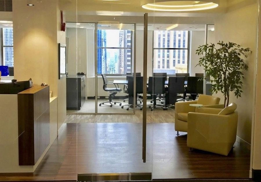 Lavelle Law has expanded its footprint in downtown Chicago with a new, larger office in the historic Chicago Board of Trade Building.