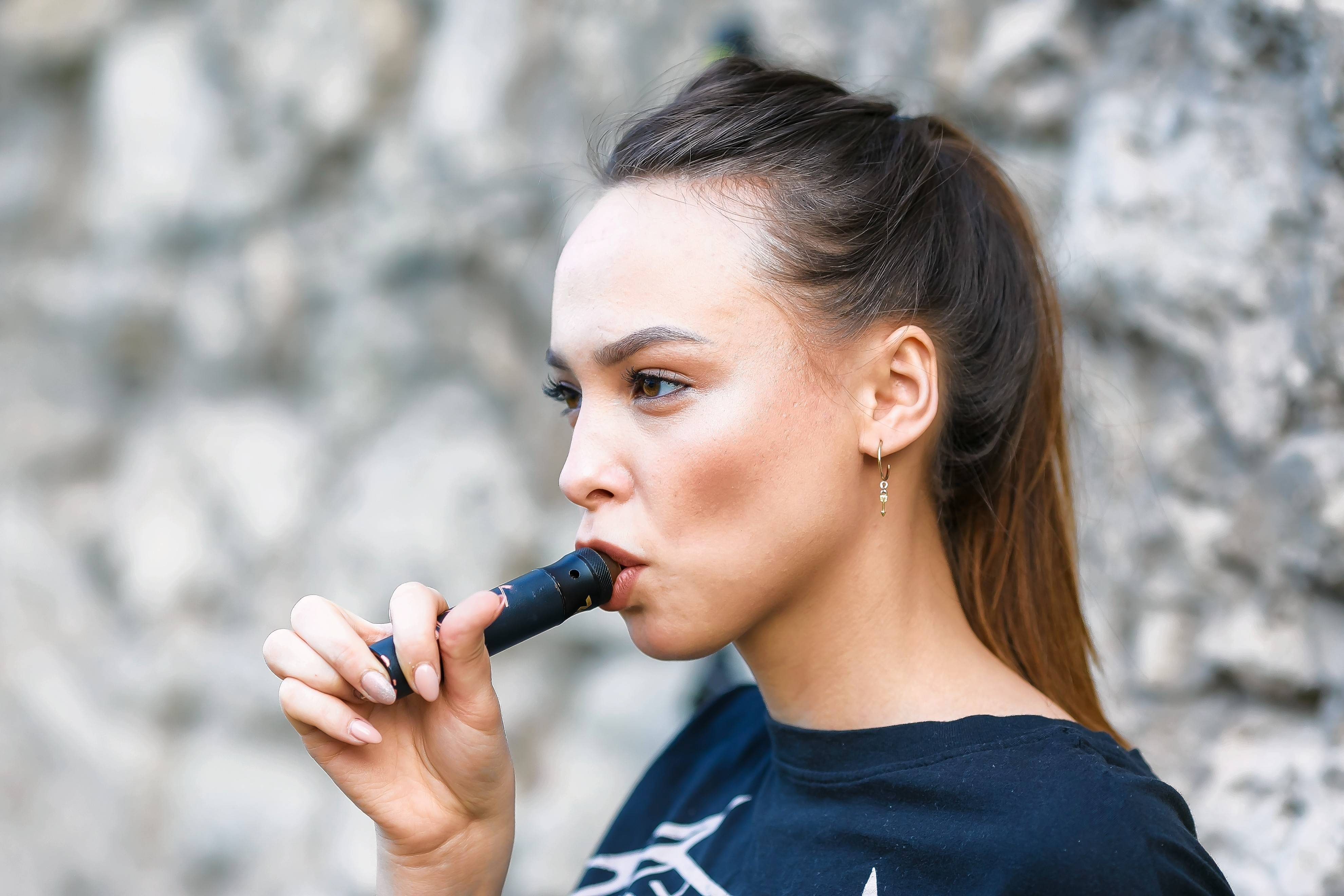 "Teenagers today are being fed misinformation about electronic nicotine delivery systems, also known as e-cigarettes or ""vaping."""