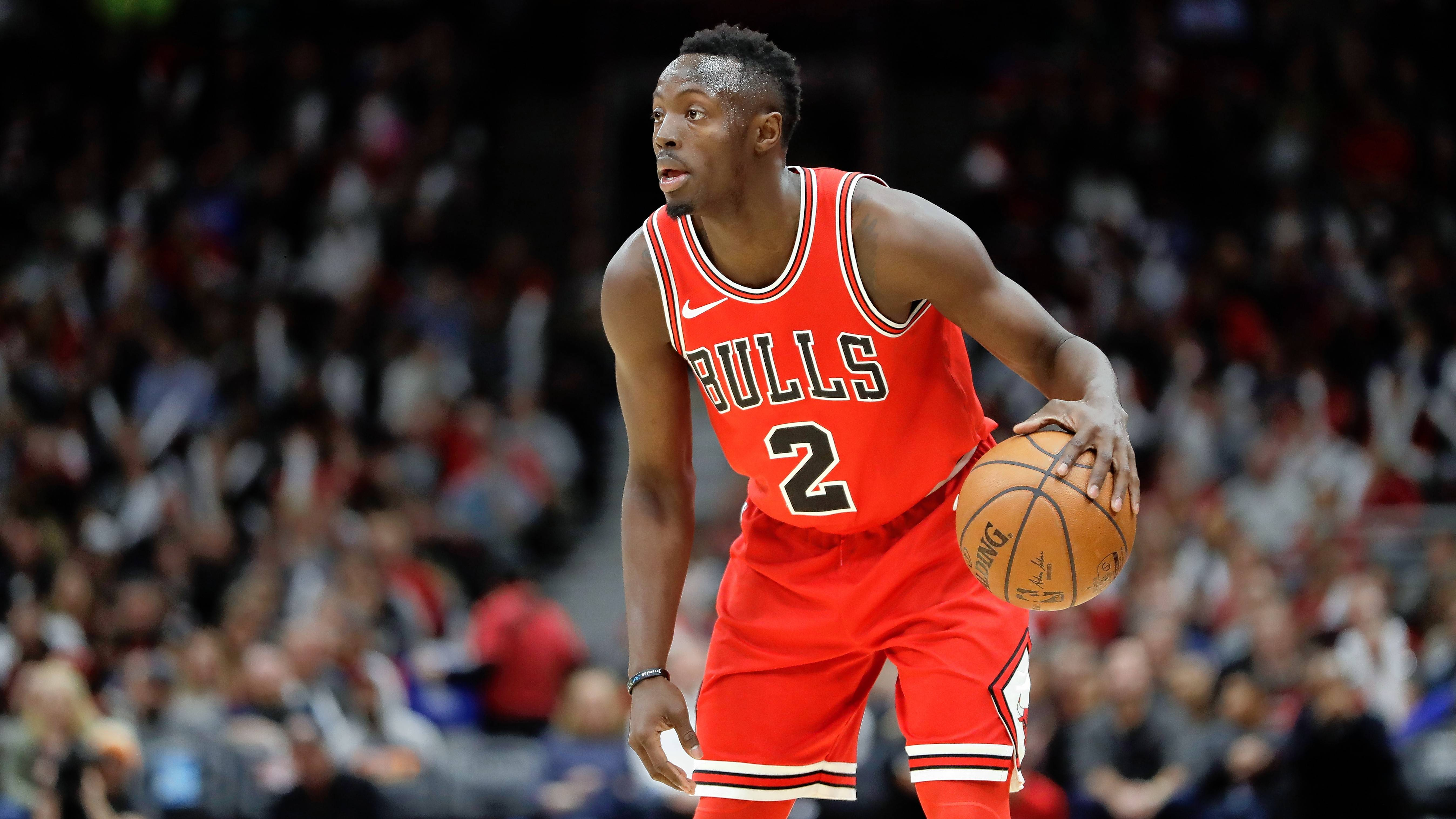 Trimming the roster figured to be a task on the Chicago Bulls' to-do list this summer. The process began Saturday, with guard Jerian Grant on his way to Orlando as part of a three-team trade, according to multiple reports.