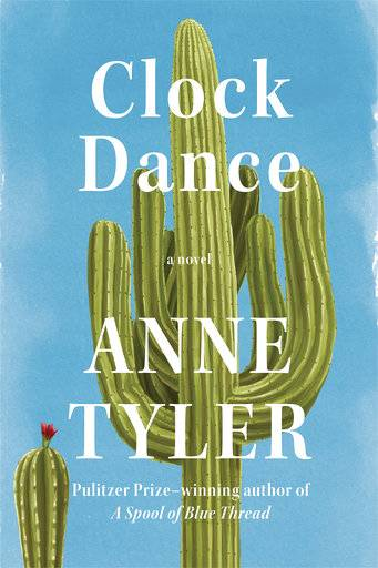 "This cover image released by Alfred A. Knopf shows ""Clock Dance,"" a novel by Anne Tyler. (Alfred A. Knopf via AP)"