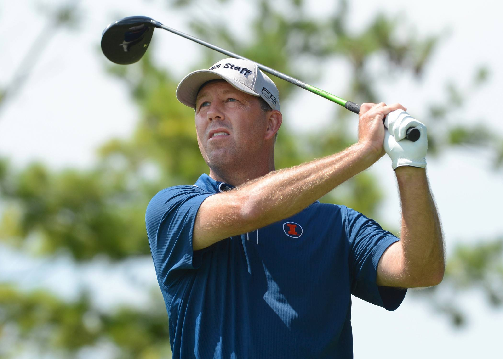 Illini coach Small excited to join Senior Players Championship field