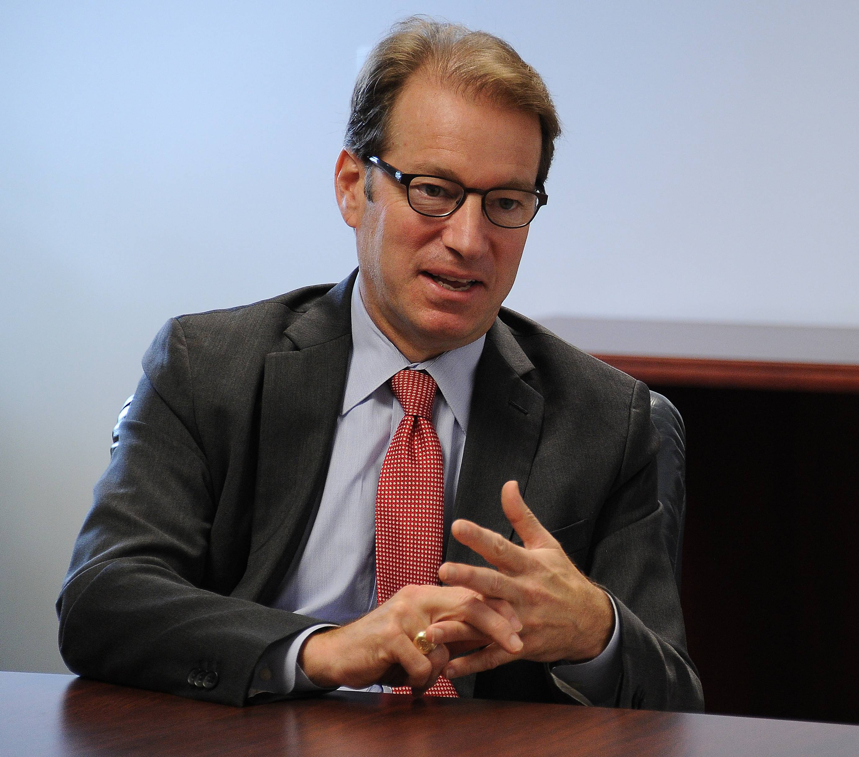 U.S. Rep. Peter Roskam won't attend Vice President Mike Pence's appearance in Rosemont Friday or a fundraiser Pence is headlining to support Roskam's re-election.