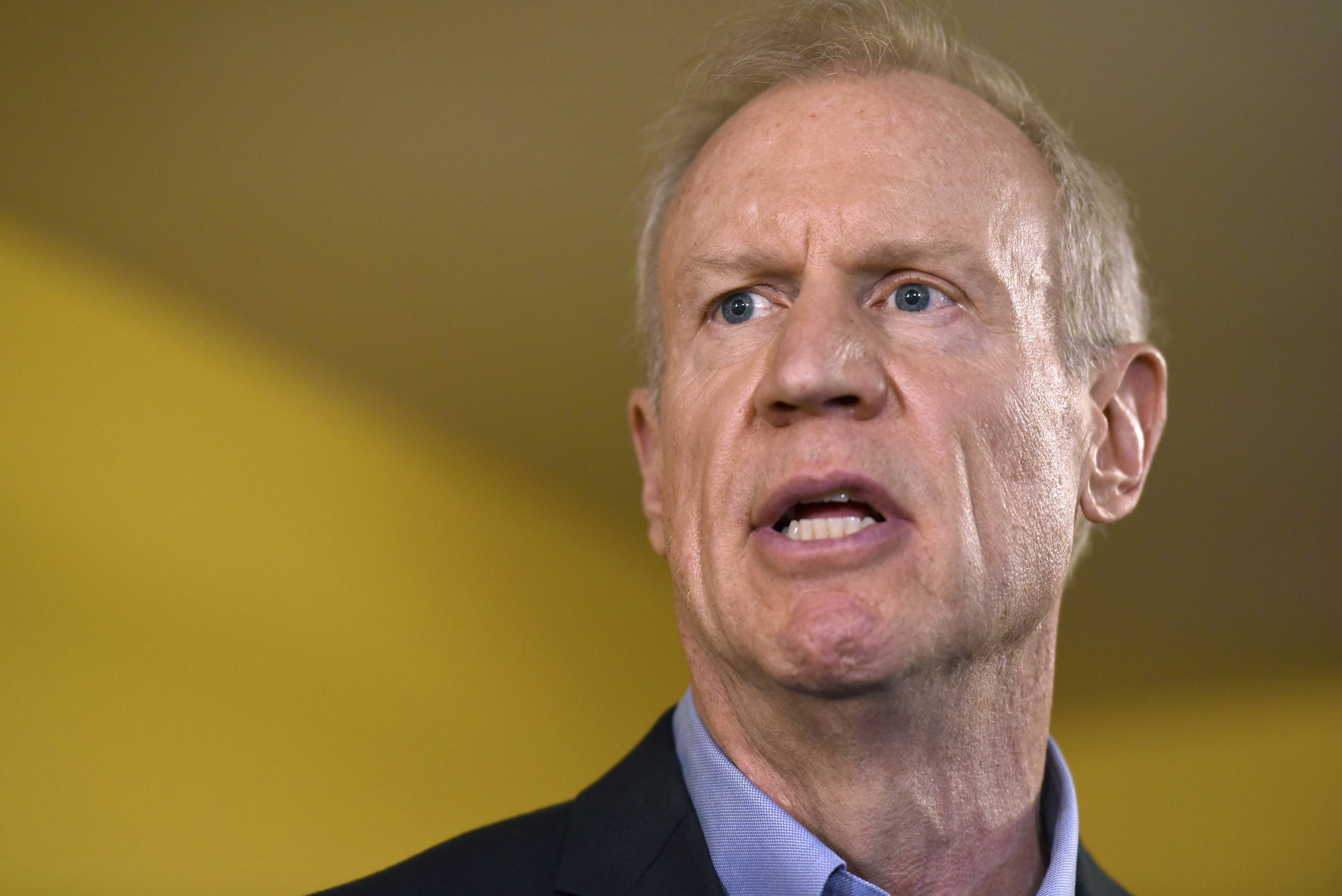 Gov. Bruce Rauner is expected to introduce Vice President Mike Pence at his appearance in Rosemont on Friday.