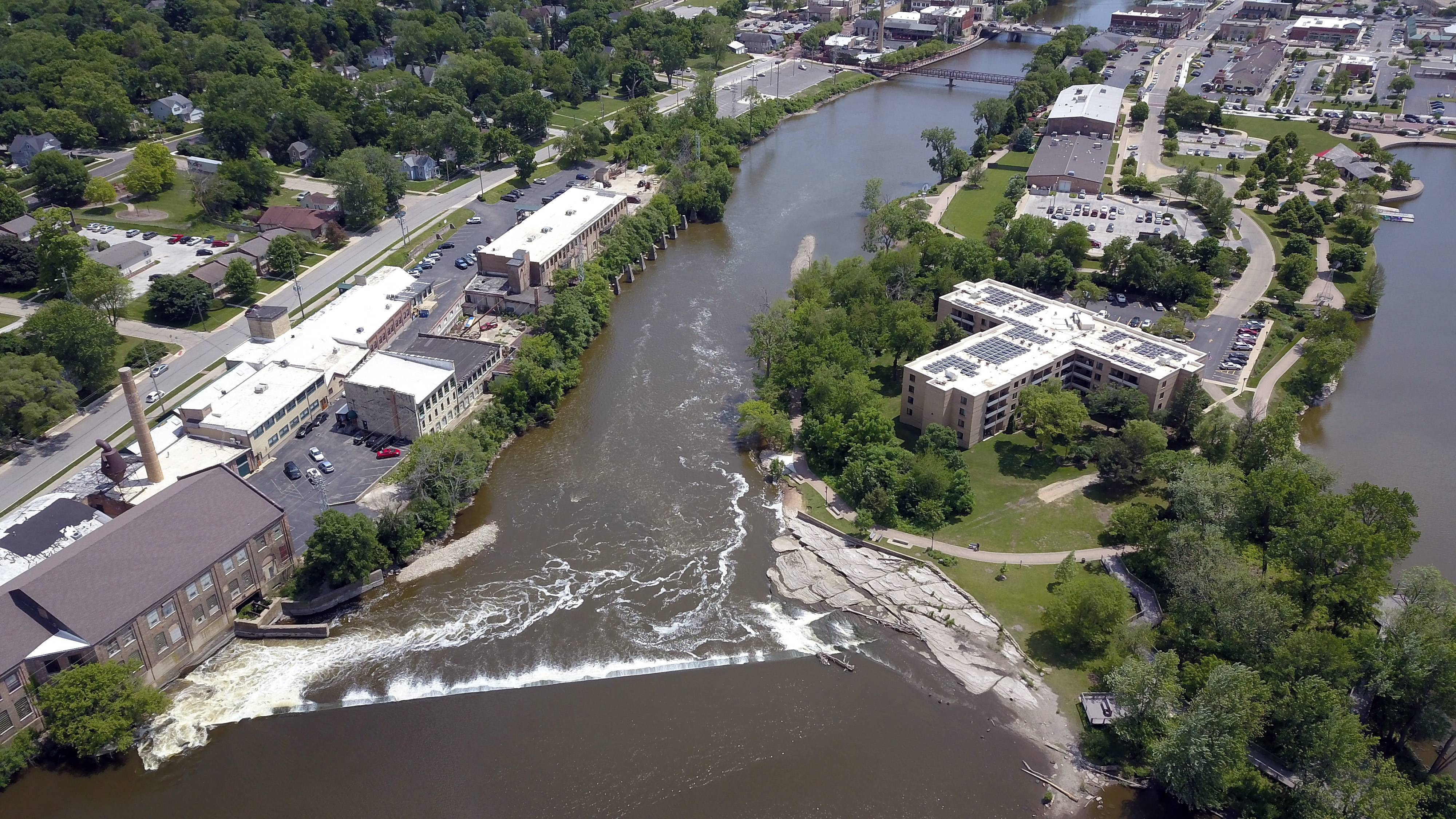 A consulting lawyer's research shows Batavia, not the state, owns the crumbling dam on the Fox River.