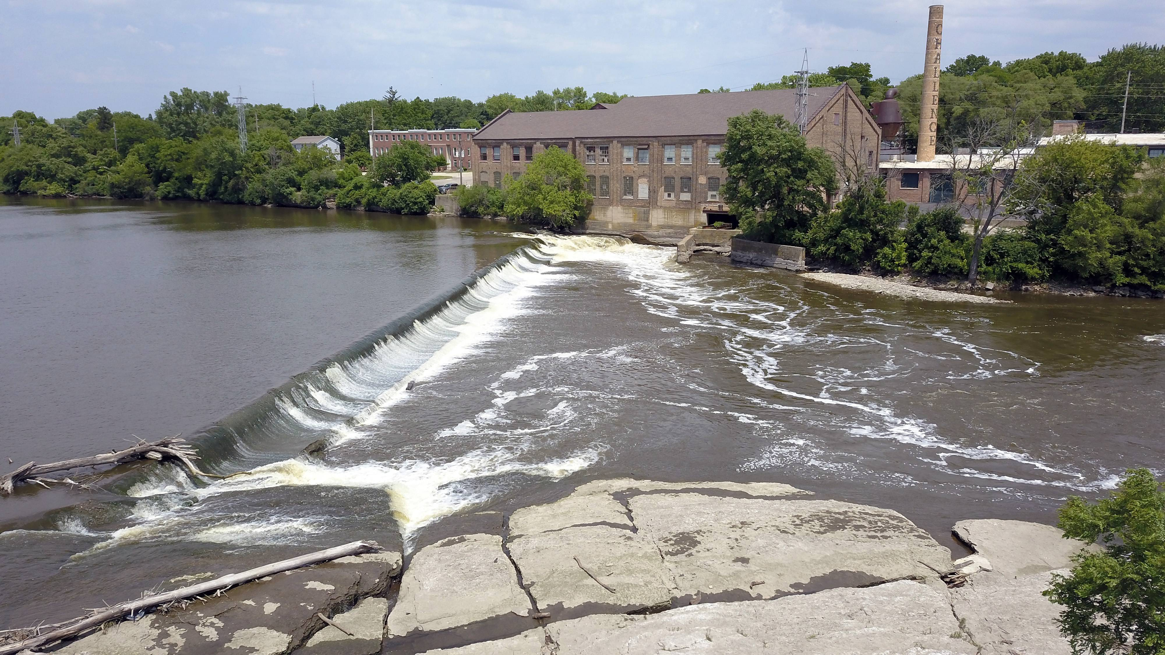 Batavia has been told it can't repair the dam north of the Batavia Government Center and Depot Pond. And research shows the city, not the state, owns the dam.