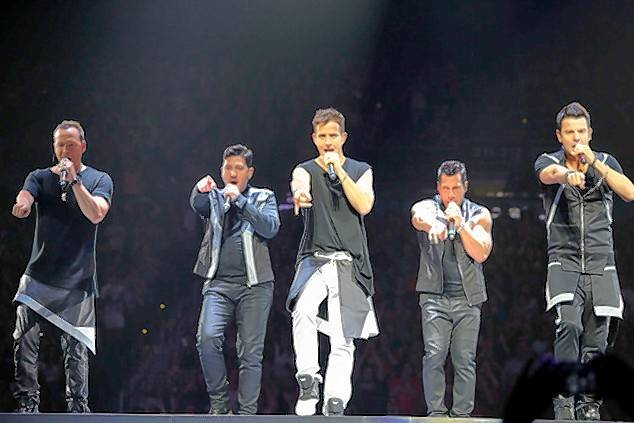 "New Kids on the Block brings its ""The Mixtape Tour"" to the Allstate Arena in Rosemont at 8 p.m. Friday, June 14."