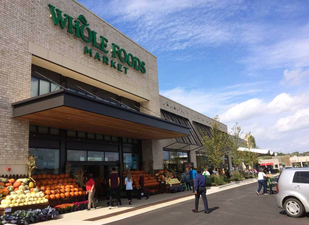 Whole Foods opened recently in the Mellody Farm shopping center in Vernon Hills.