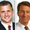 Where Casten, Roskam find support as election approaches